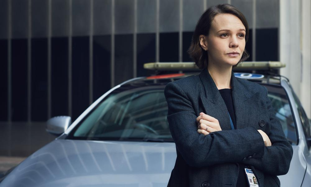 Carey Mulligan as Kip Glaspie in Collateral