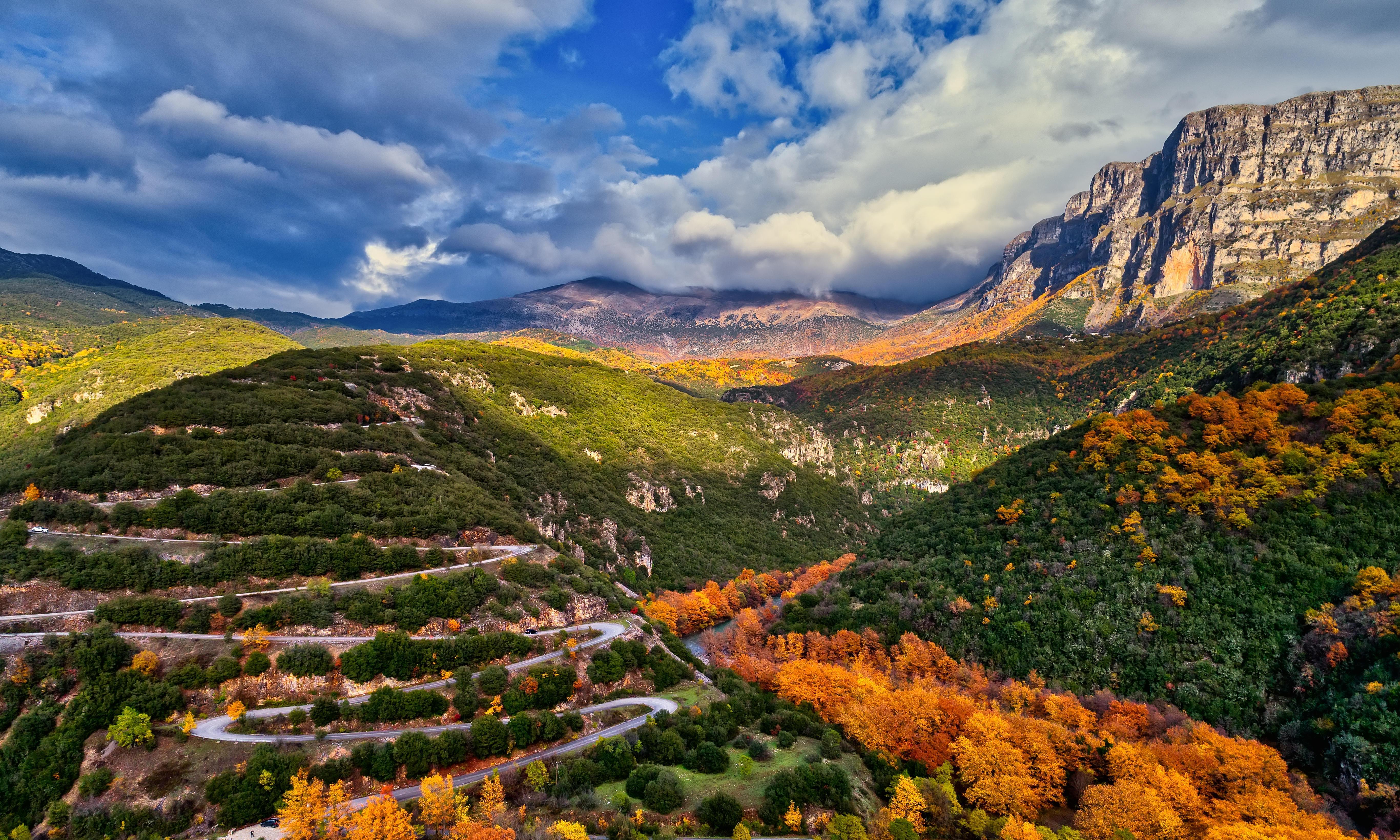 British hiker Robert Fromer found dead in north-west Greece