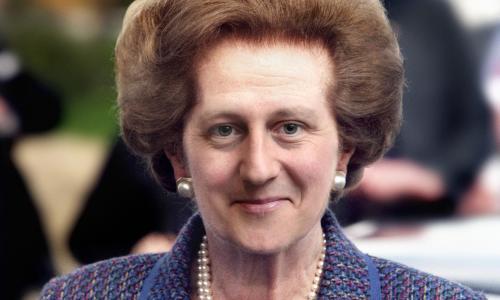Thatcher Cameron mashup