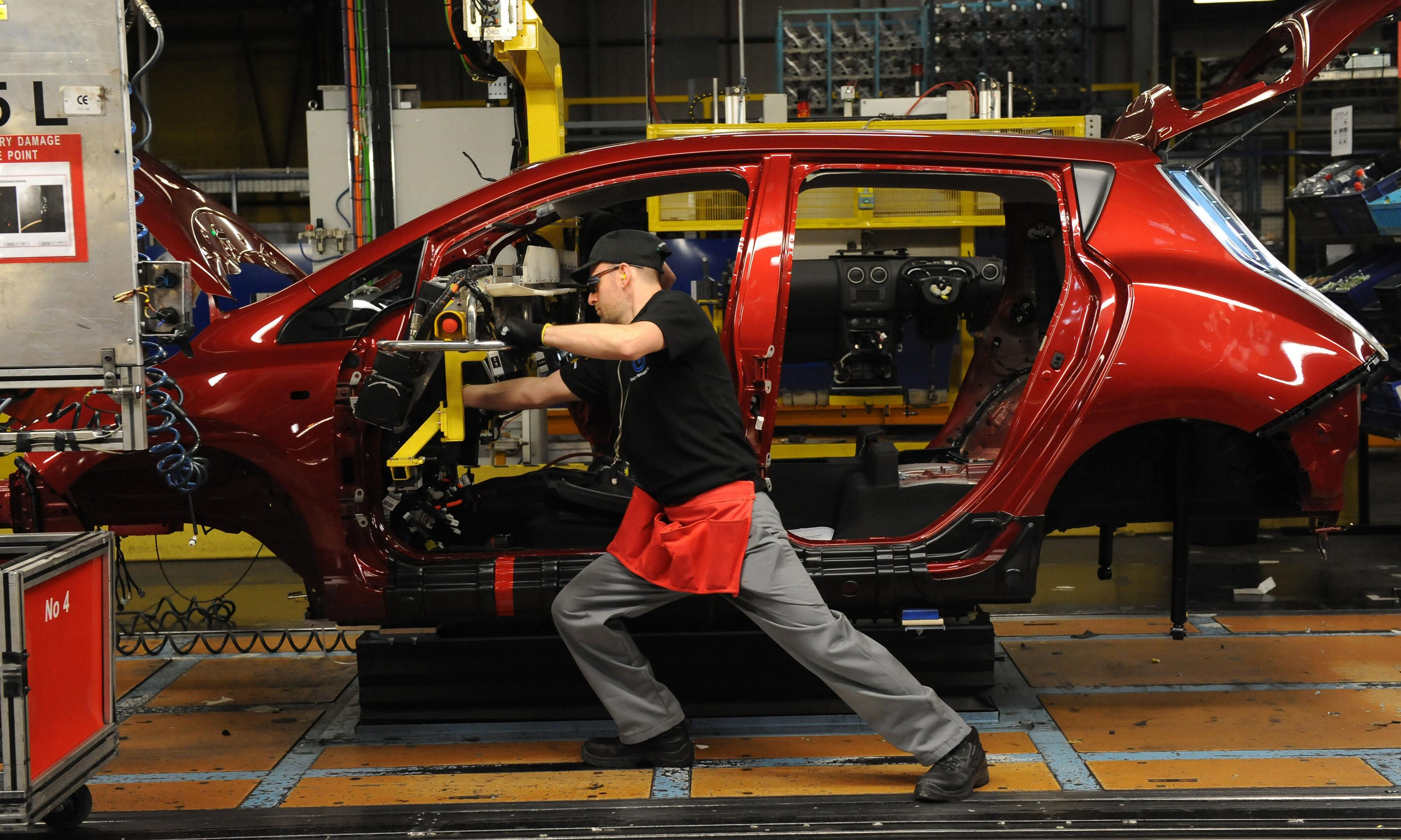 Industrial exports are the engine of developed economies. Ours has stalled
