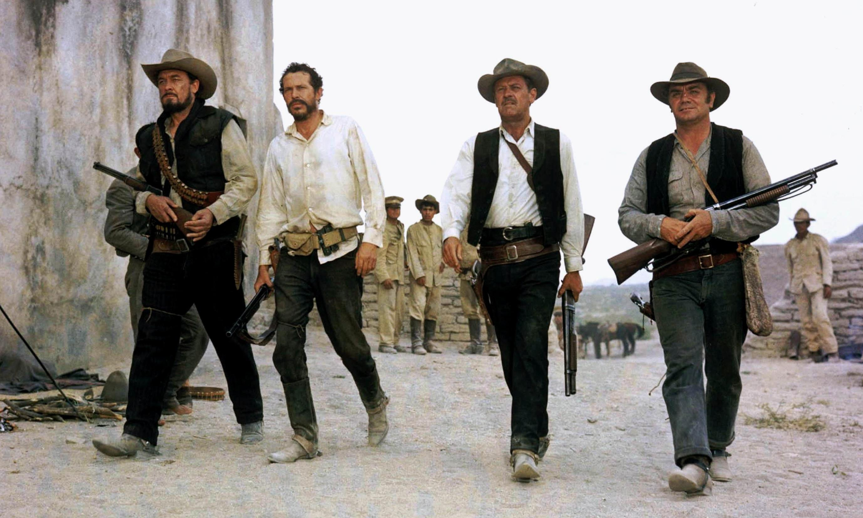 The Wild Bunch at 50: the enduring nihilism of Sam Peckinpah's western