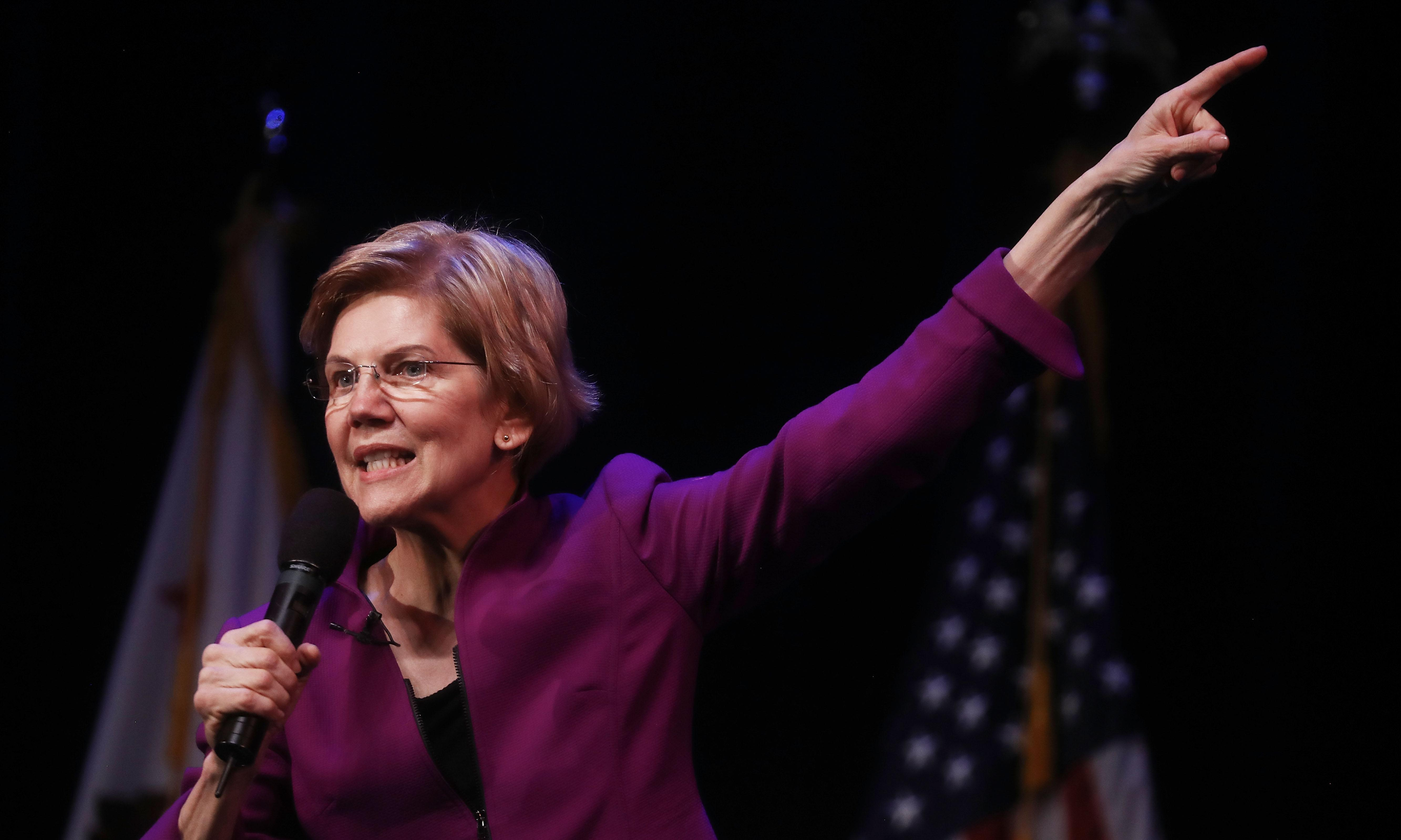 Why vote for Sanders when you can have Elizabeth Warren instead?