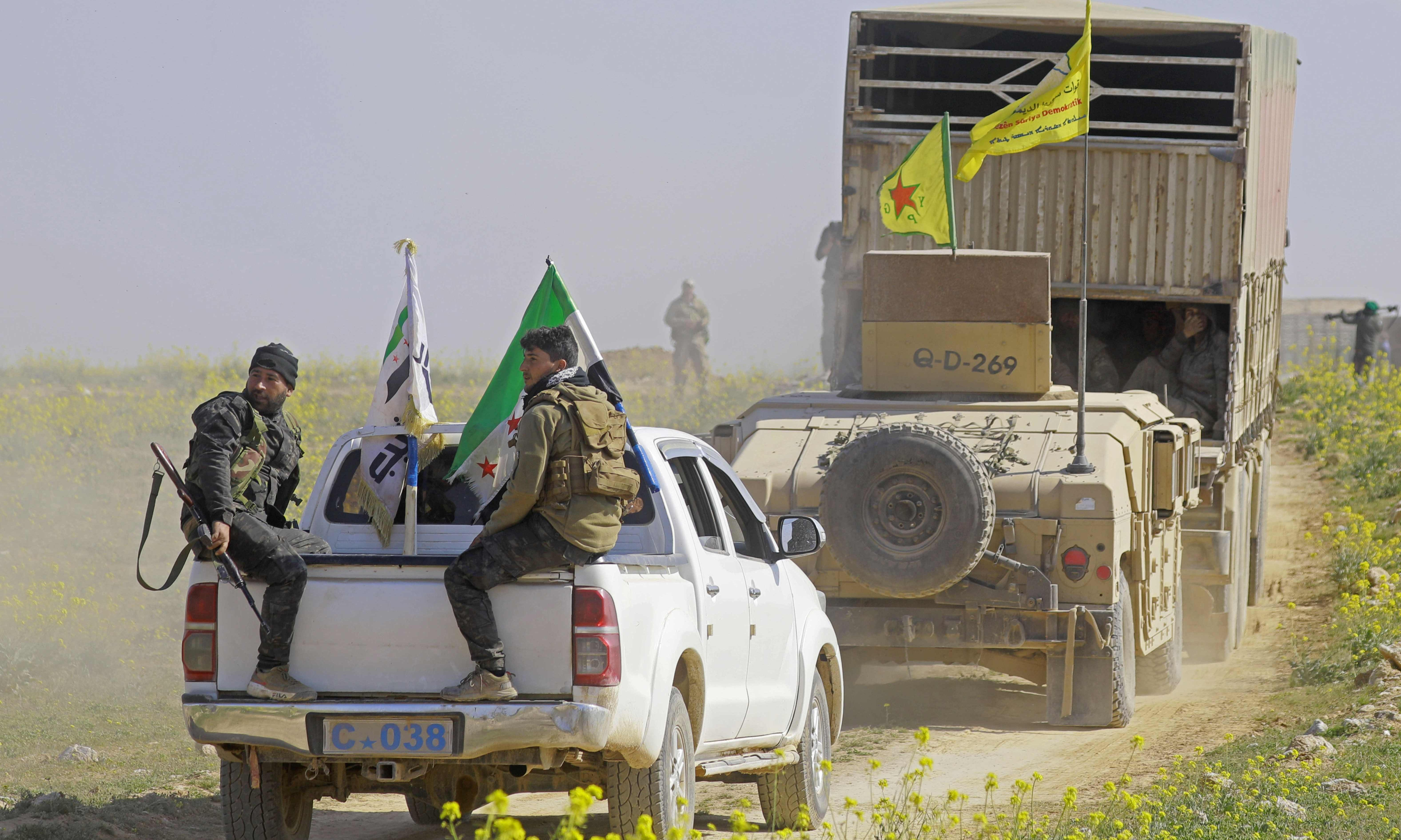 Syria's Kurds deserve international protection