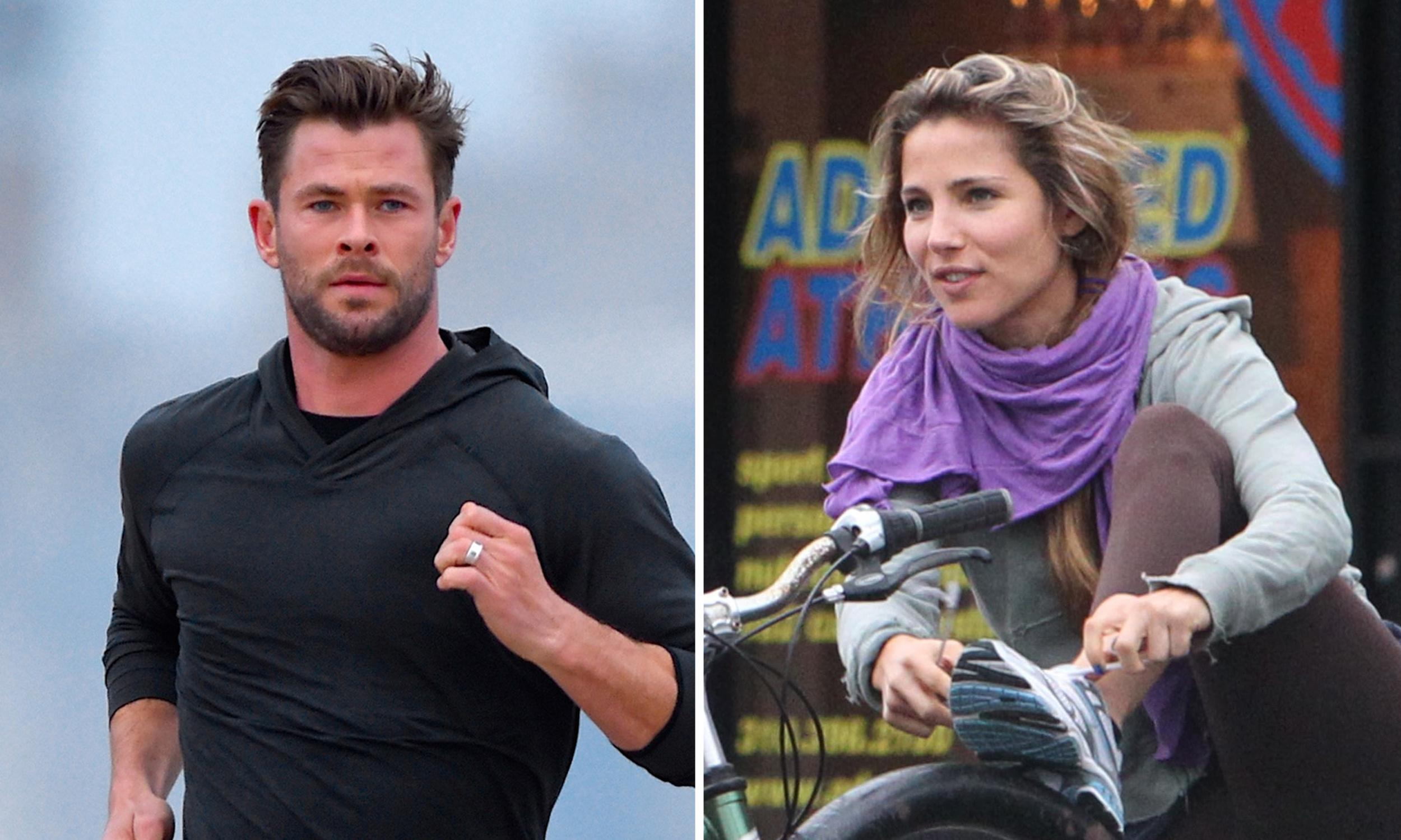 My week as a Hemsworth: can Chris and Elsa combat my mid-30s physical ennui?