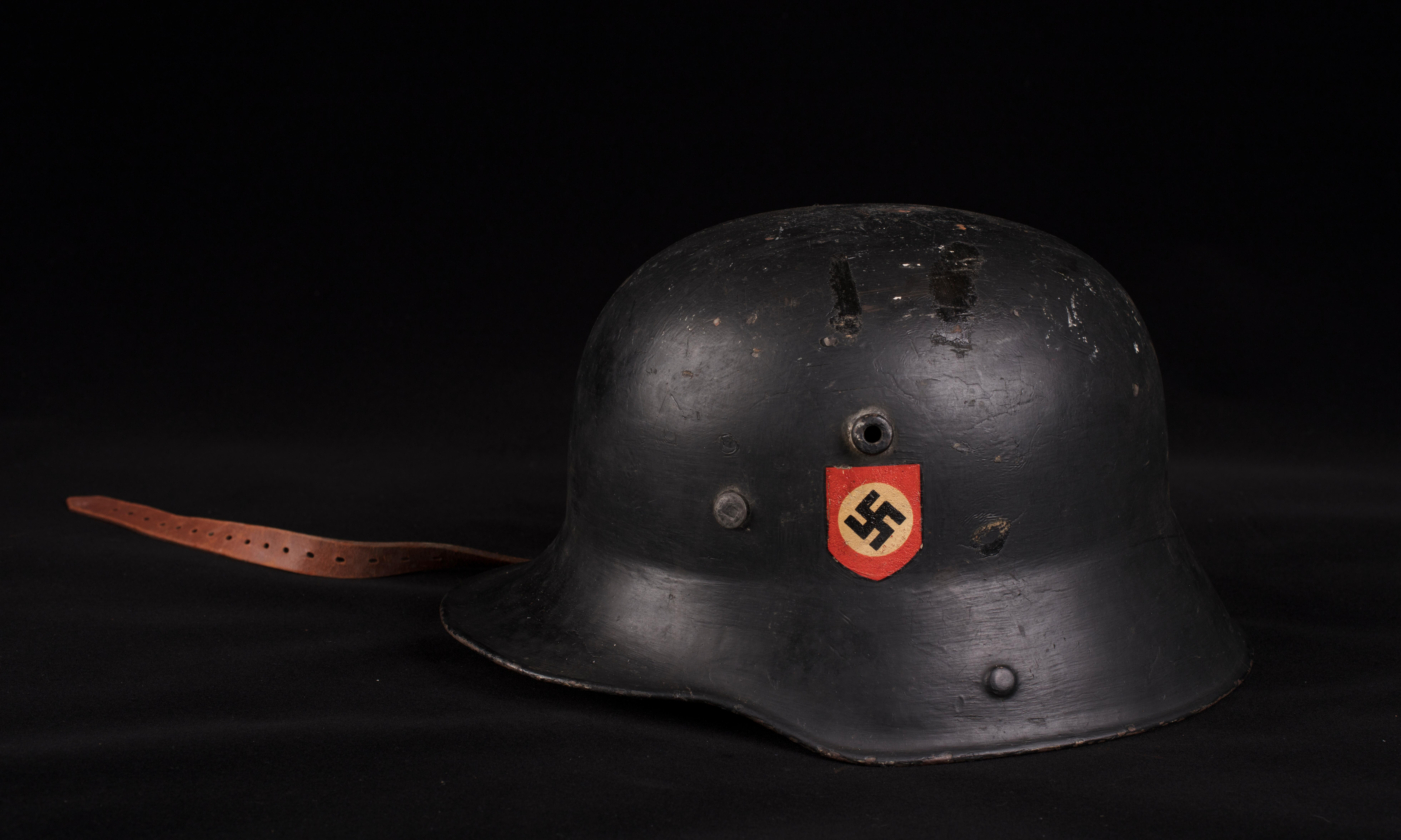 'Hatred doesn't build overnight': behind the powerful Auschwitz exhibition
