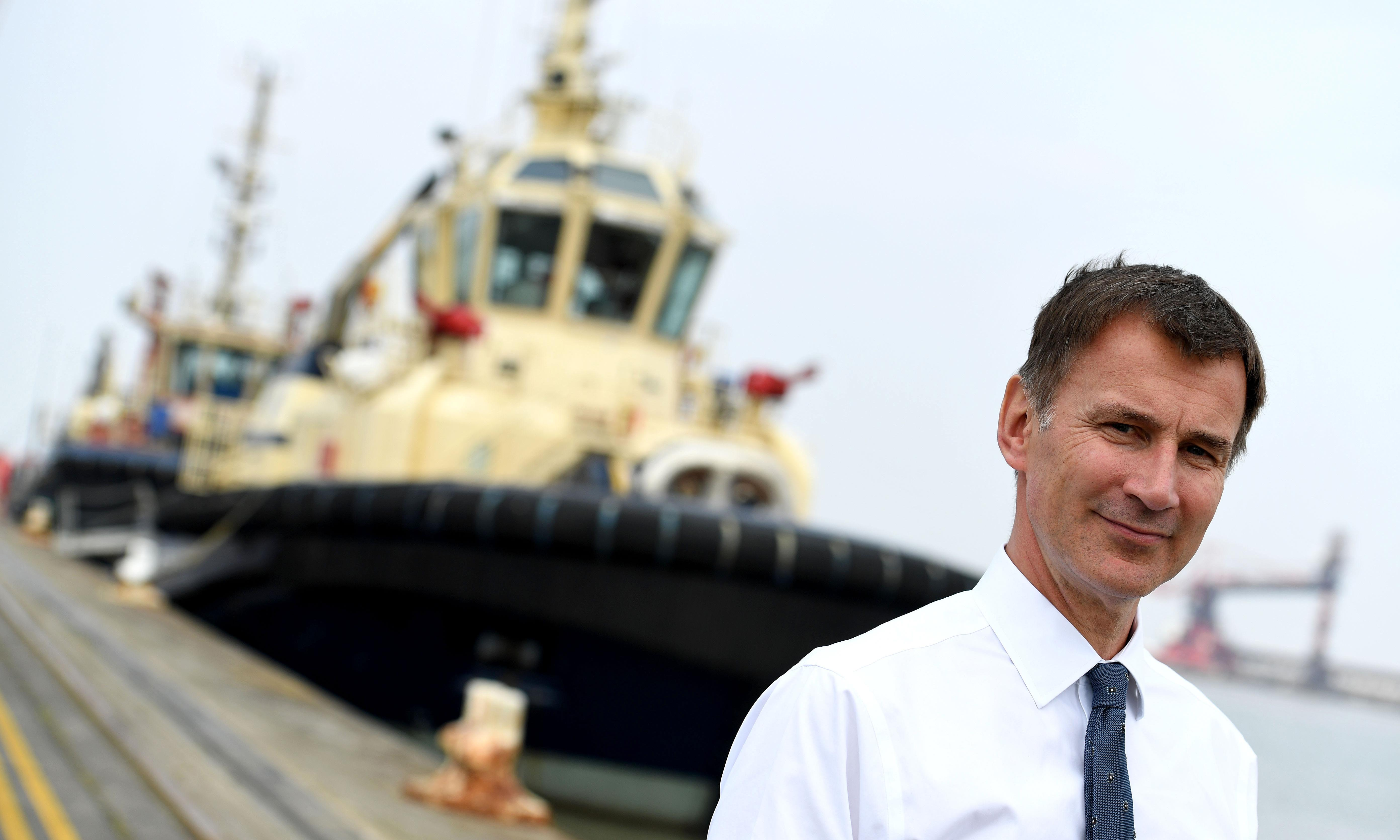 Jeremy Hunt pushes for defence spending to rise by a quarter