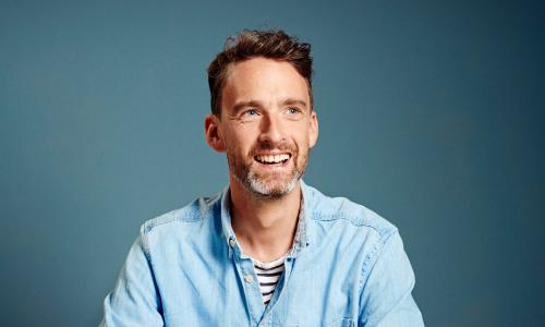Guardian writer and freelance journalist Will Storr. ​