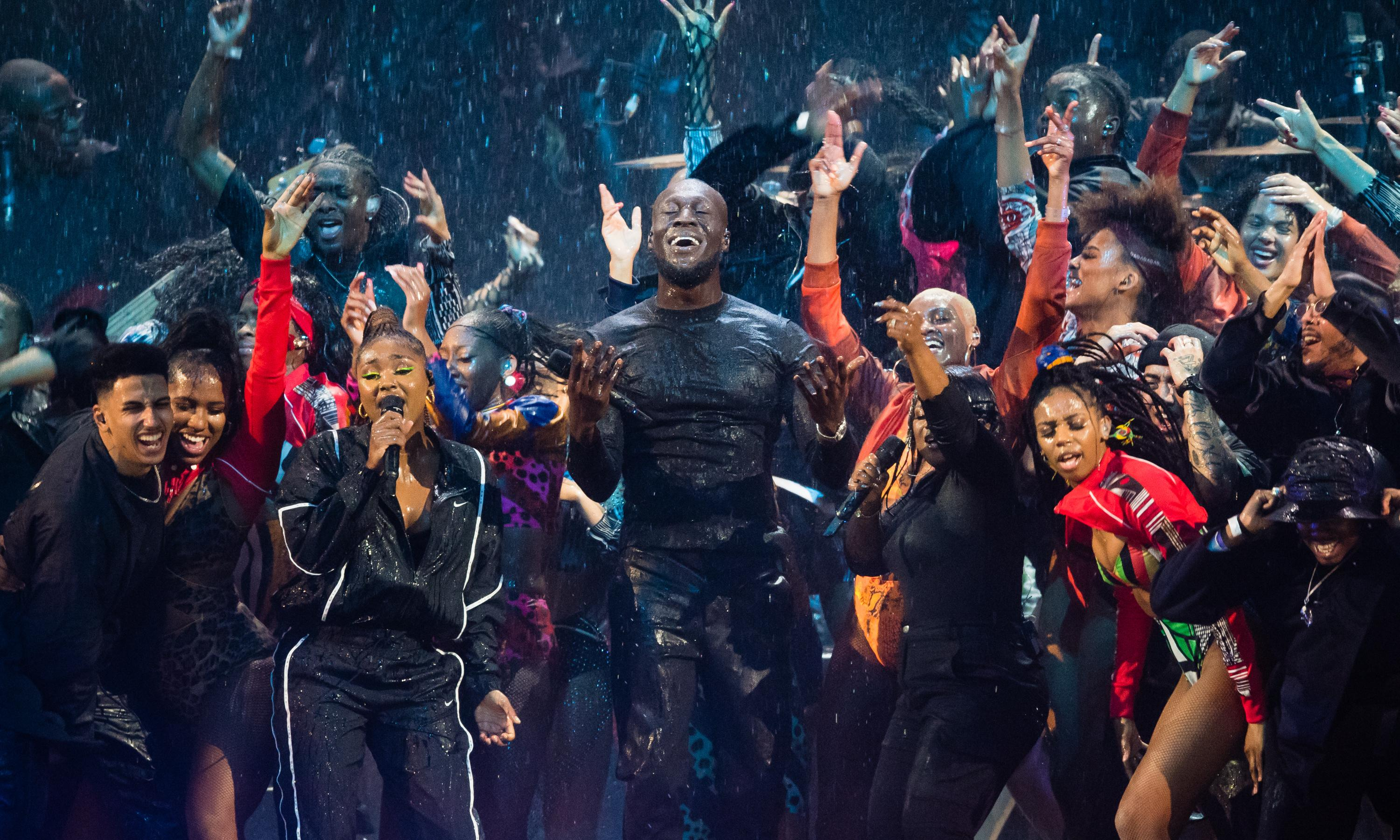 The Brit awards have become a platform for black politics – and brilliance