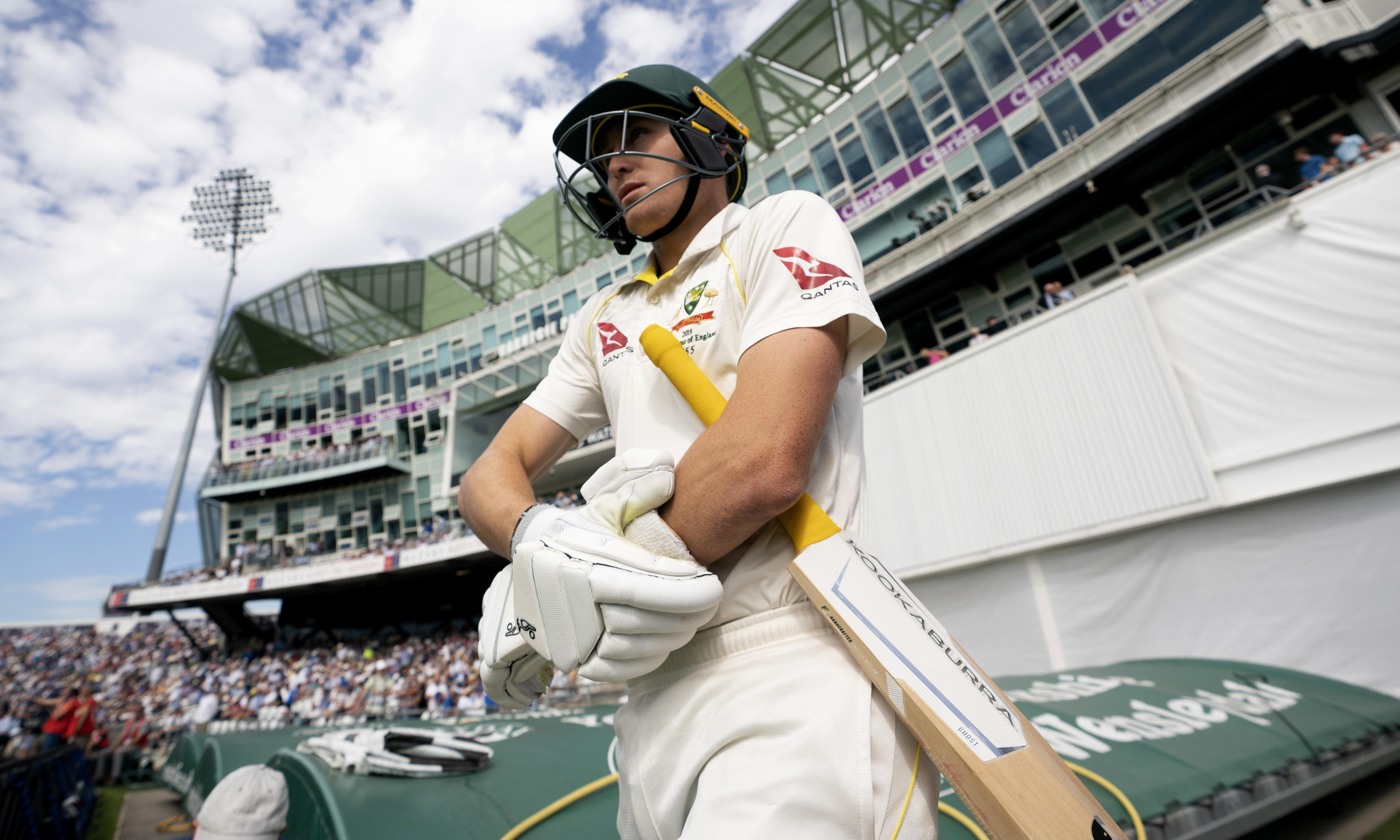 Marnus Labuschagne proves himself a sparkling Ashes understudy