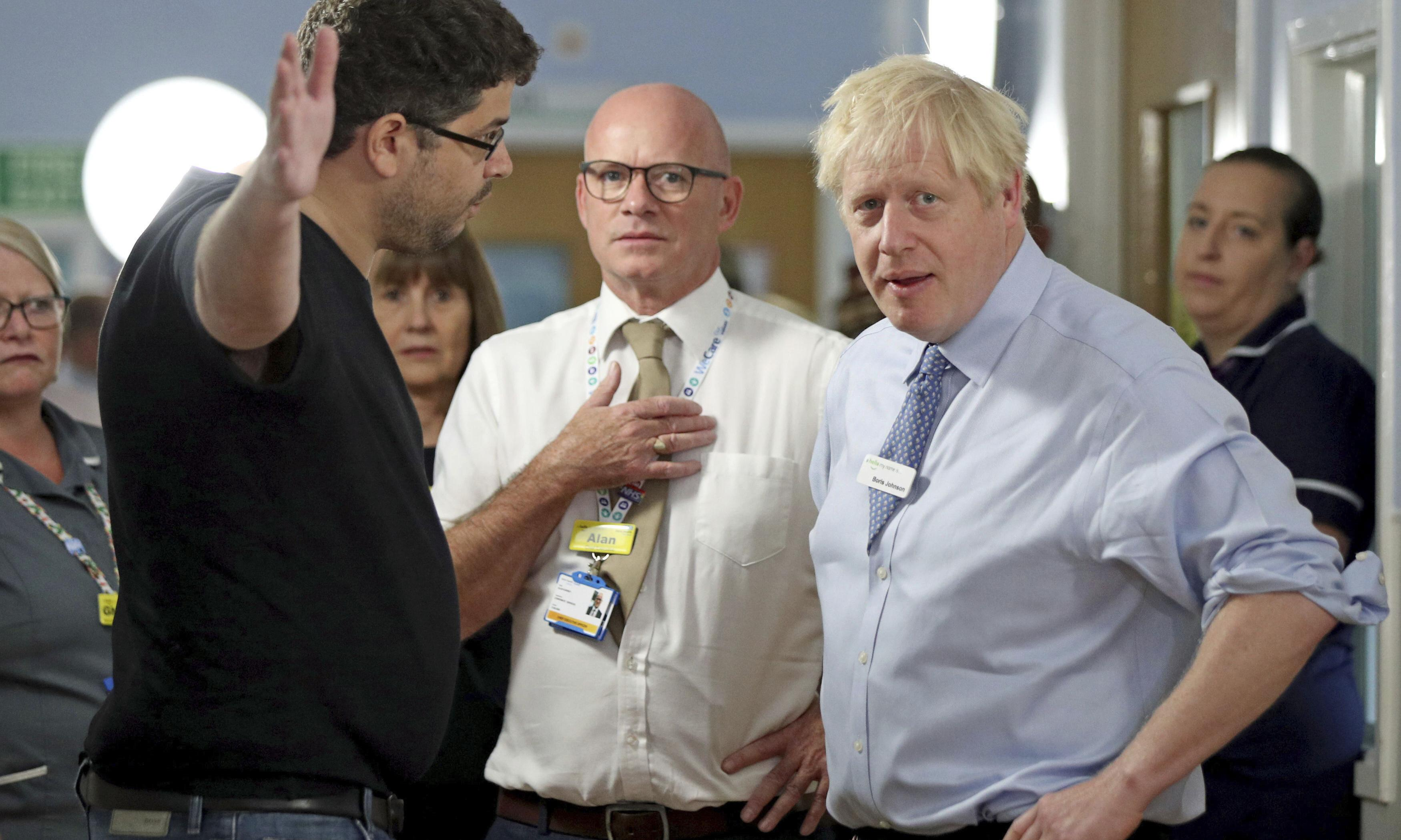 Boris Johnson's confrontation: don't lose sight of the real story