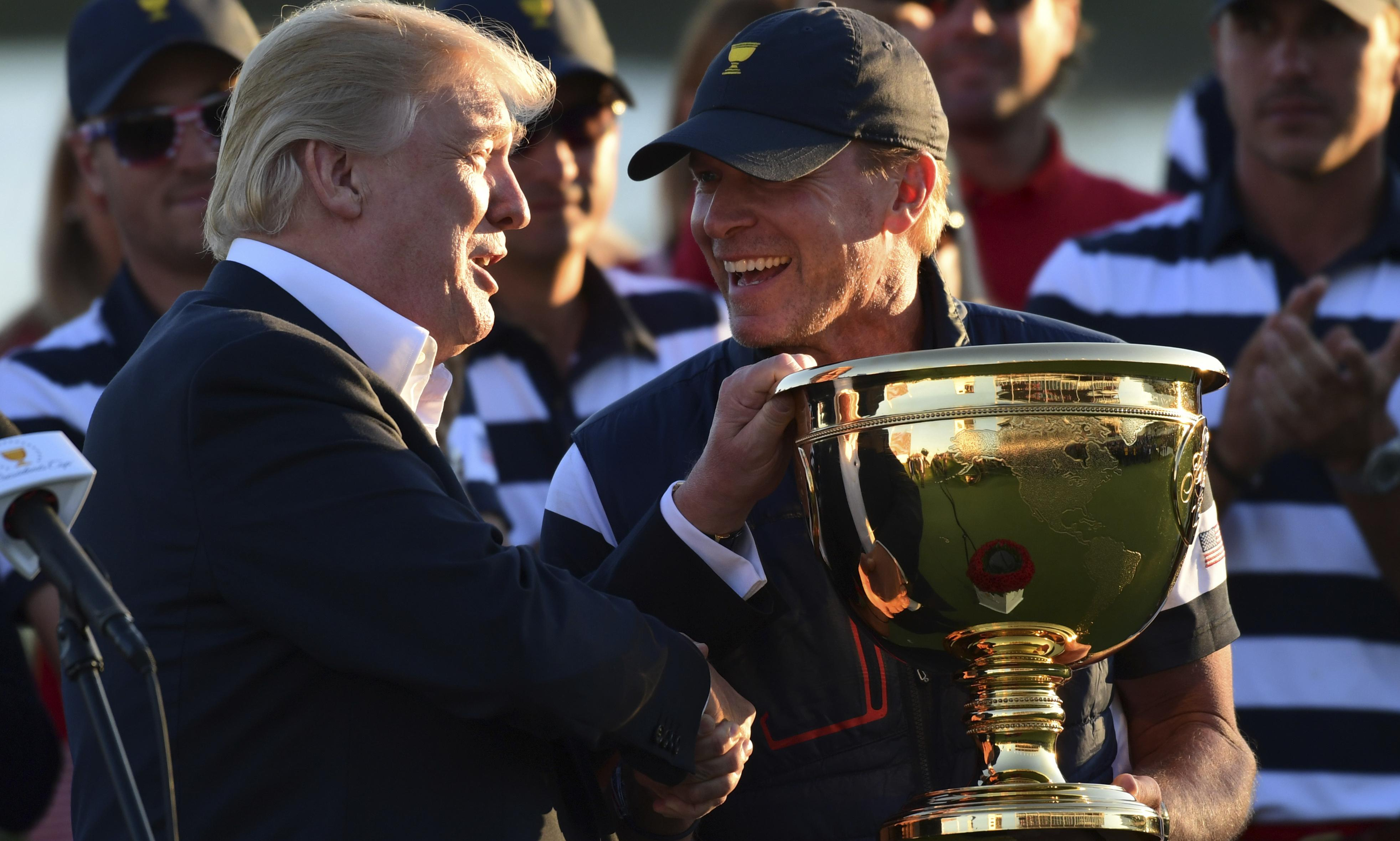 Steve Stricker confirmed as USA captain for 2020 Ryder Cup