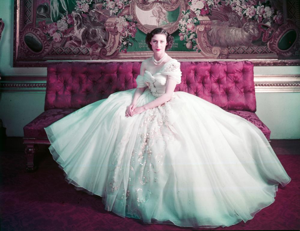 Princess Margaret by Cecil Beaton .