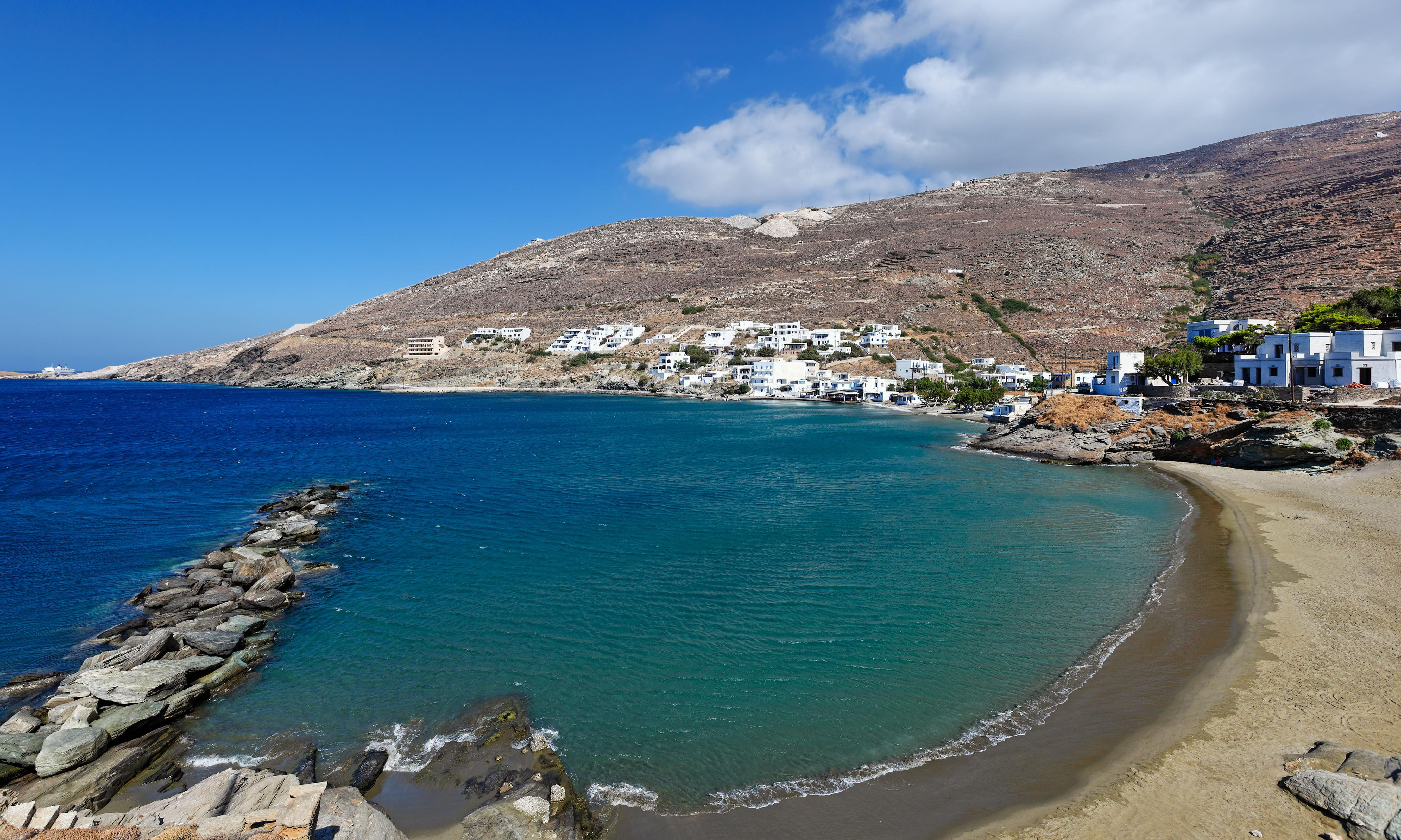 A taste of Greece: the new culinary scene on Tinos island
