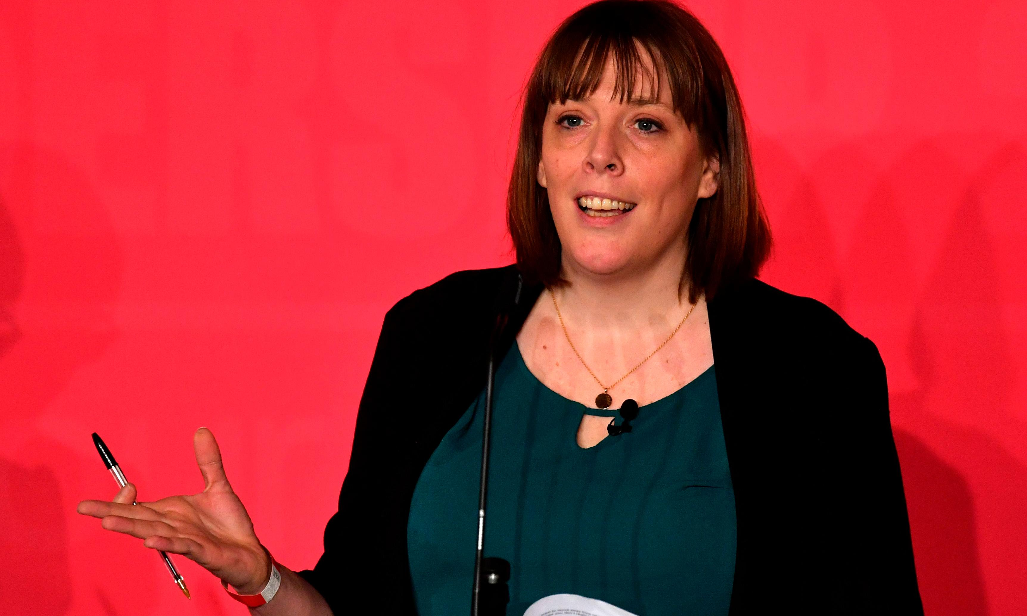 Labour leadership: Jess Phillips vows to stop acting 'statesmanlike'