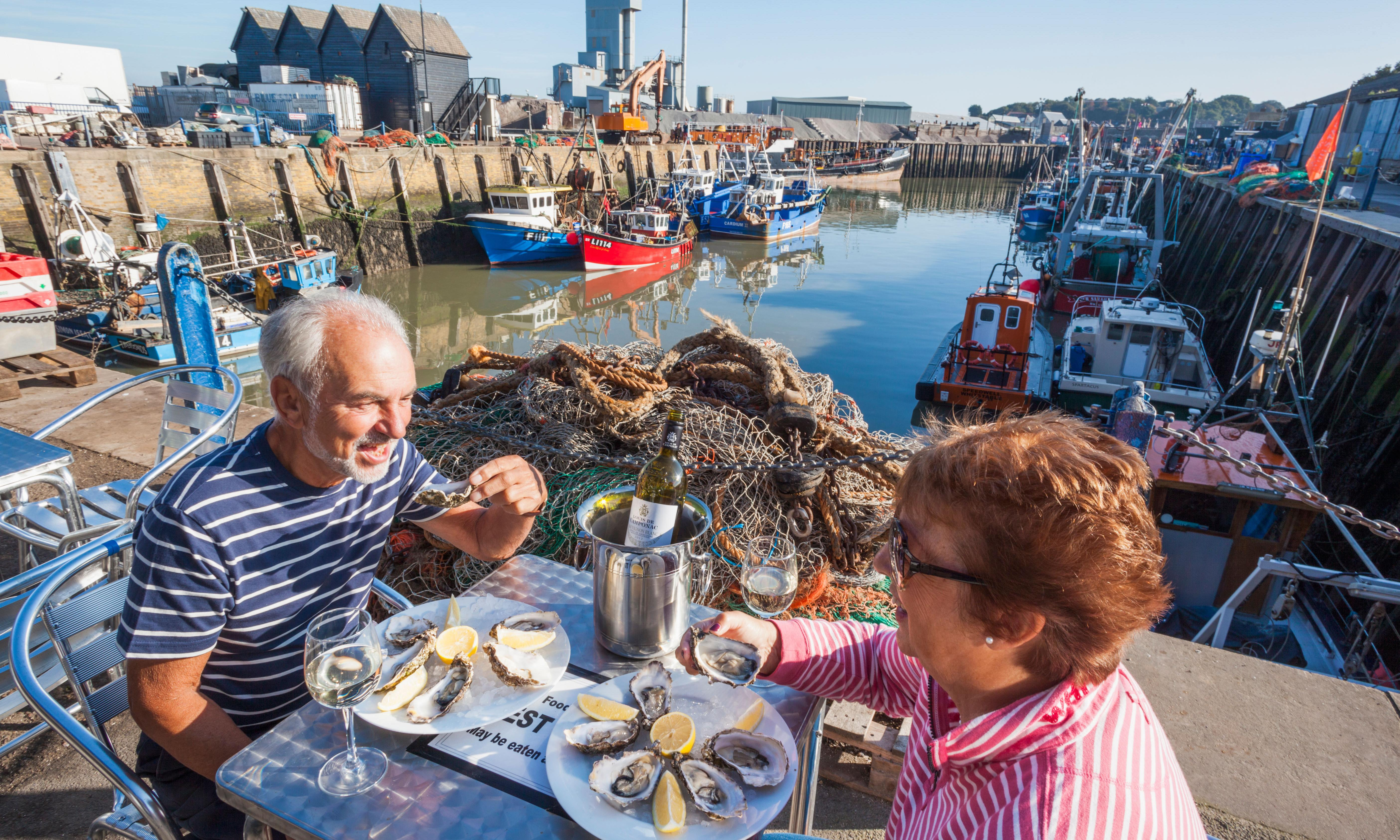 Trouble in Oysteropolis: Whitstable in uproar over booming fisheries trade
