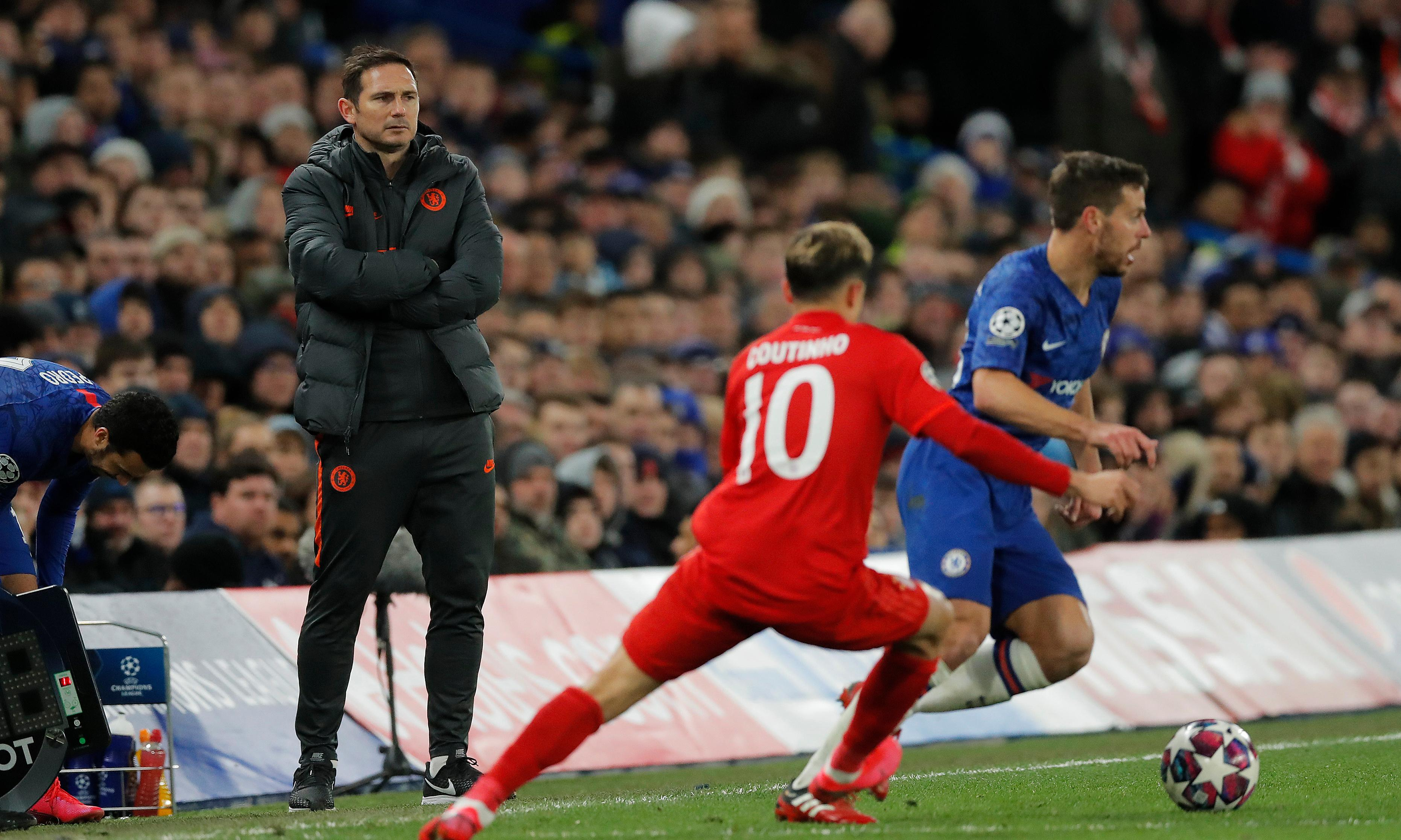 Bayern defeat was a 'harsh lesson', admits Chelsea's Frank Lampard