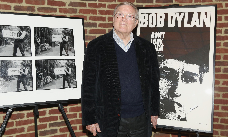 Film-maker DA Pennebaker dies aged 94