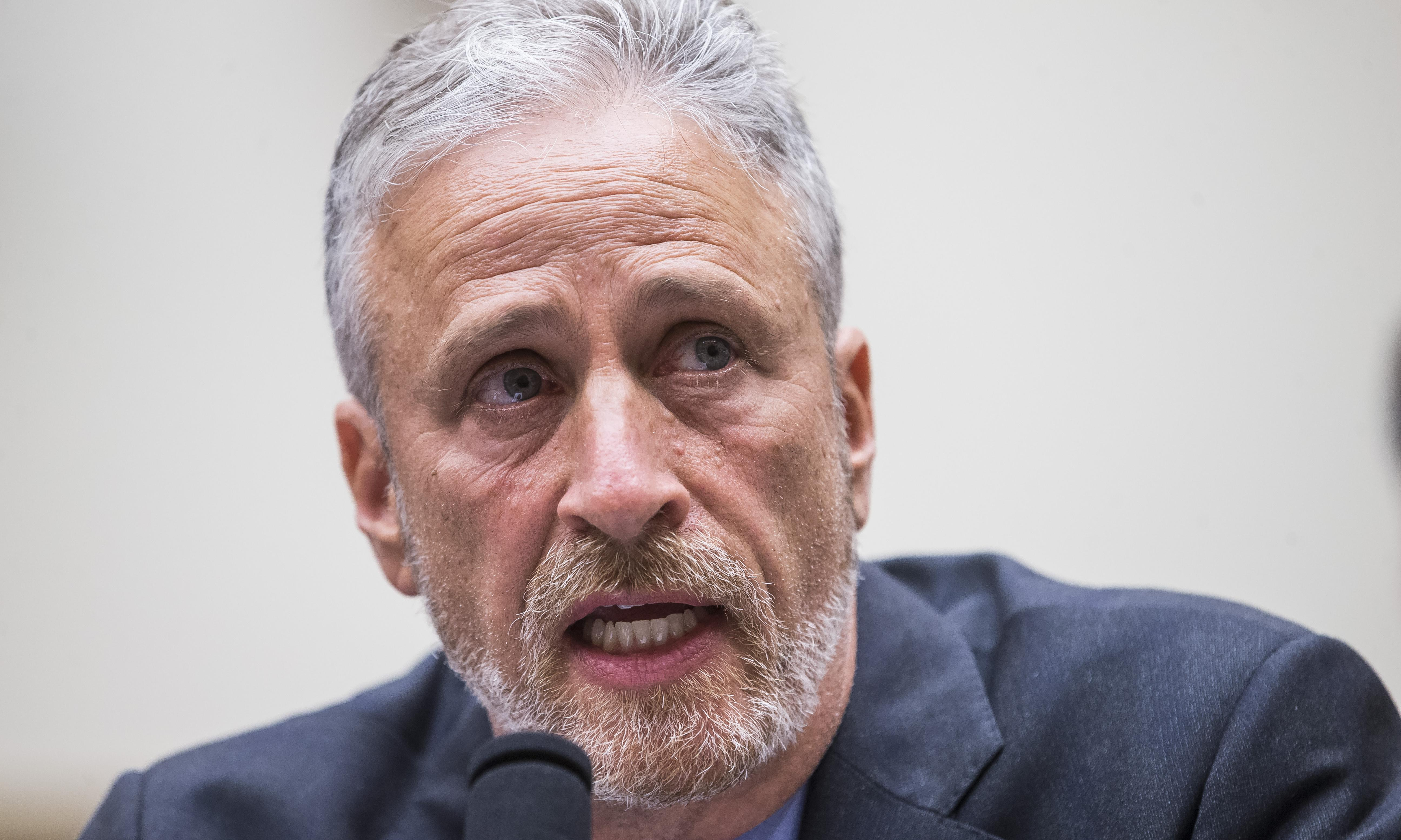 Jon Stewart fires back at Mitch McConnell over 9/11 victims fund bill