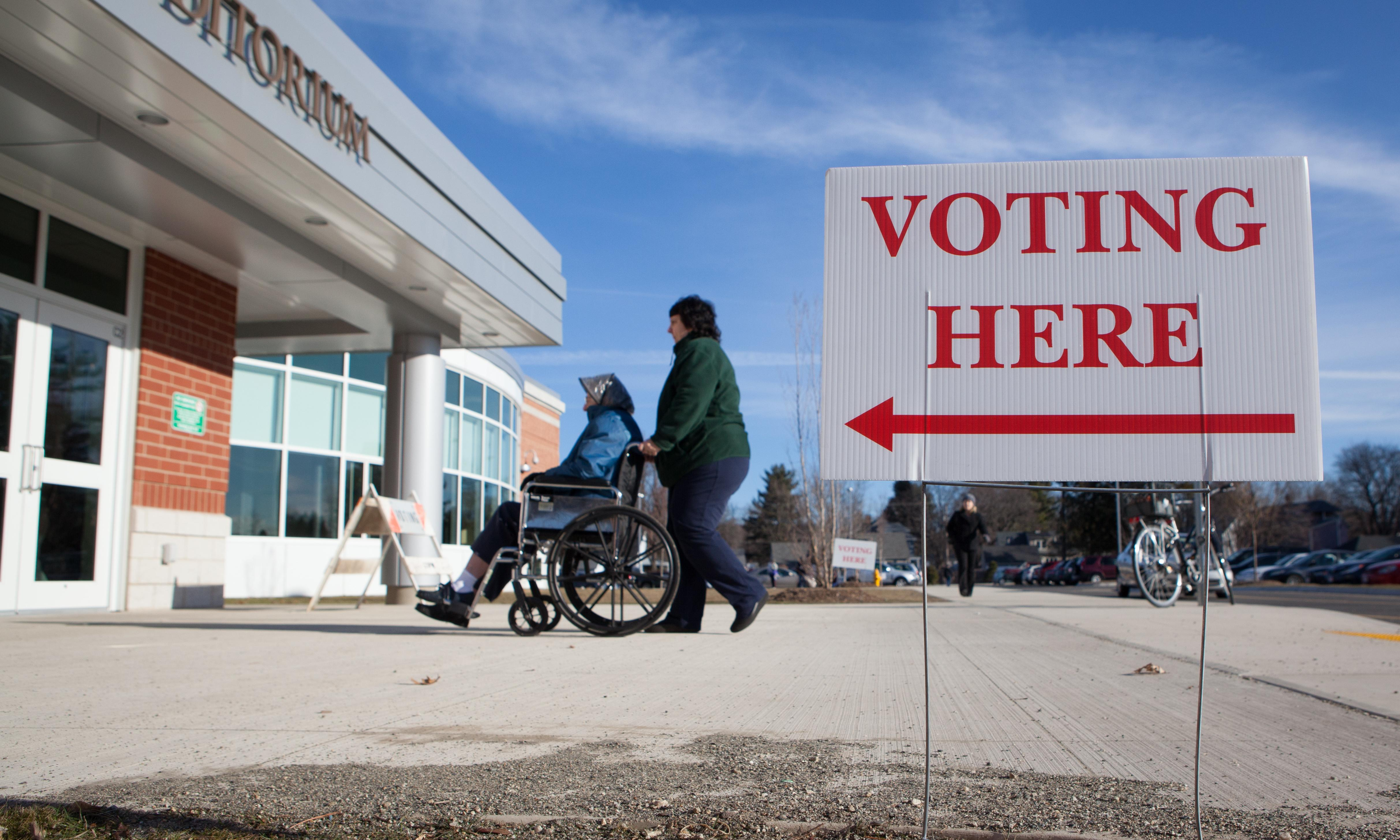 Michigan's voting maps illegally gerrymandered, judges rule