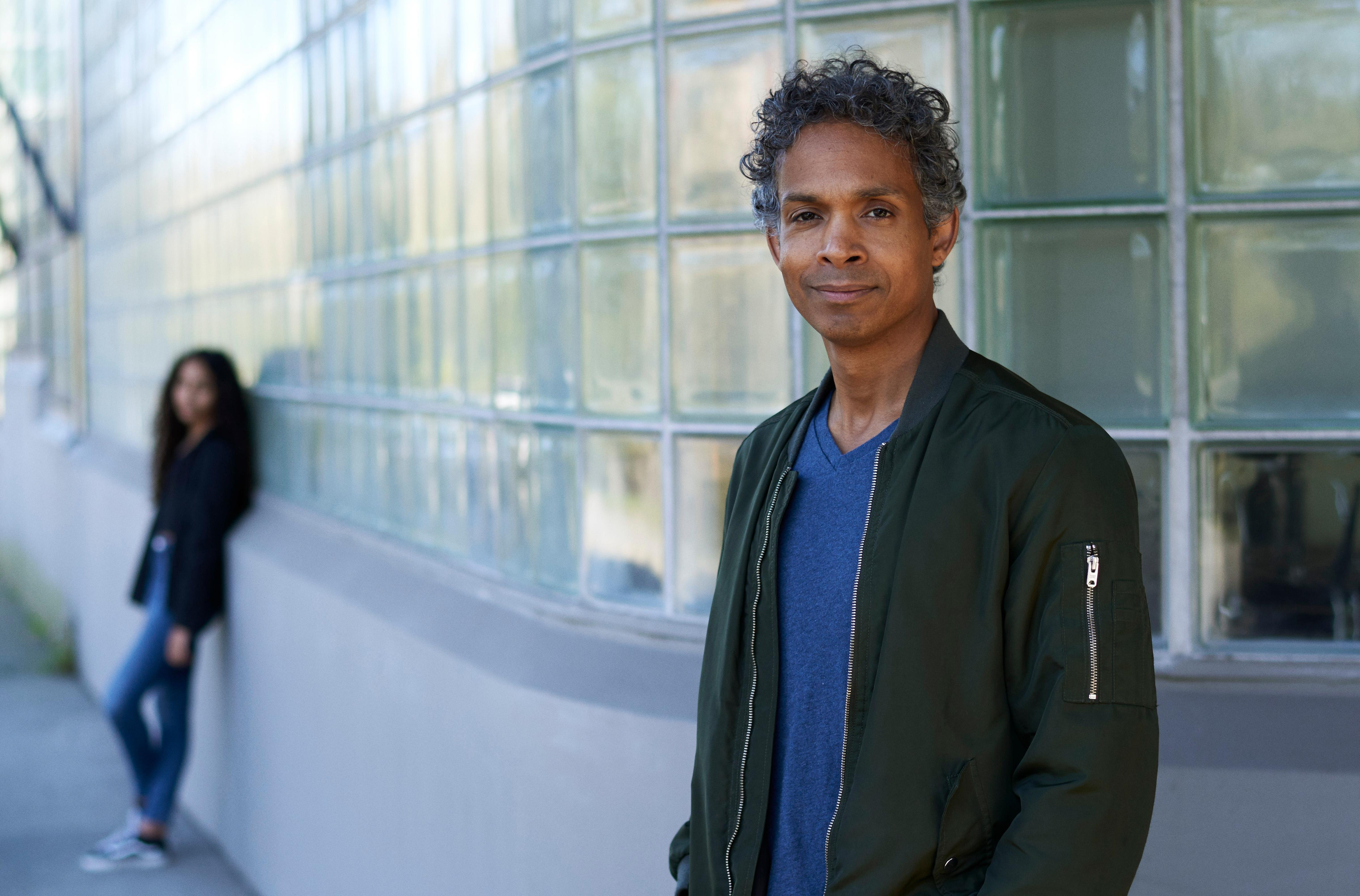 David Chariandy: 'To make sense of prejudice, tell the story of the past'