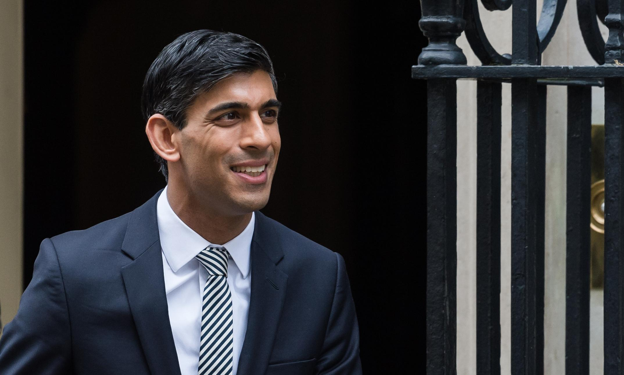 Pre-budget boost for new chancellor despite borrowing rise