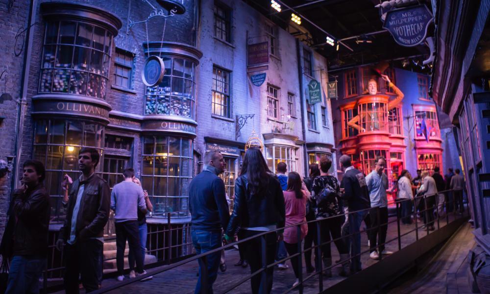 Hotels In Watford Near Harry Potter