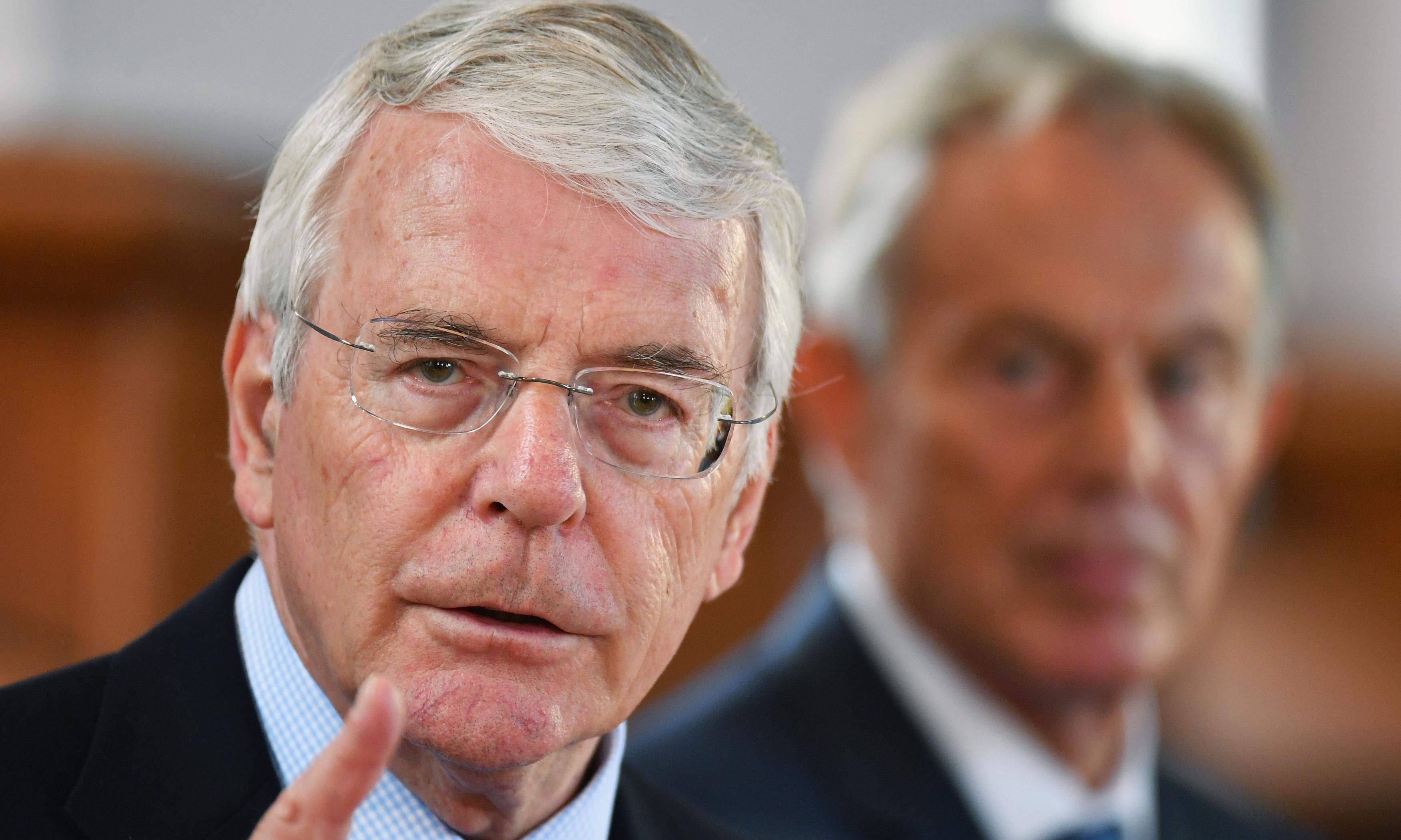John Major's threat to take Boris Johnson to court is a true act of public service