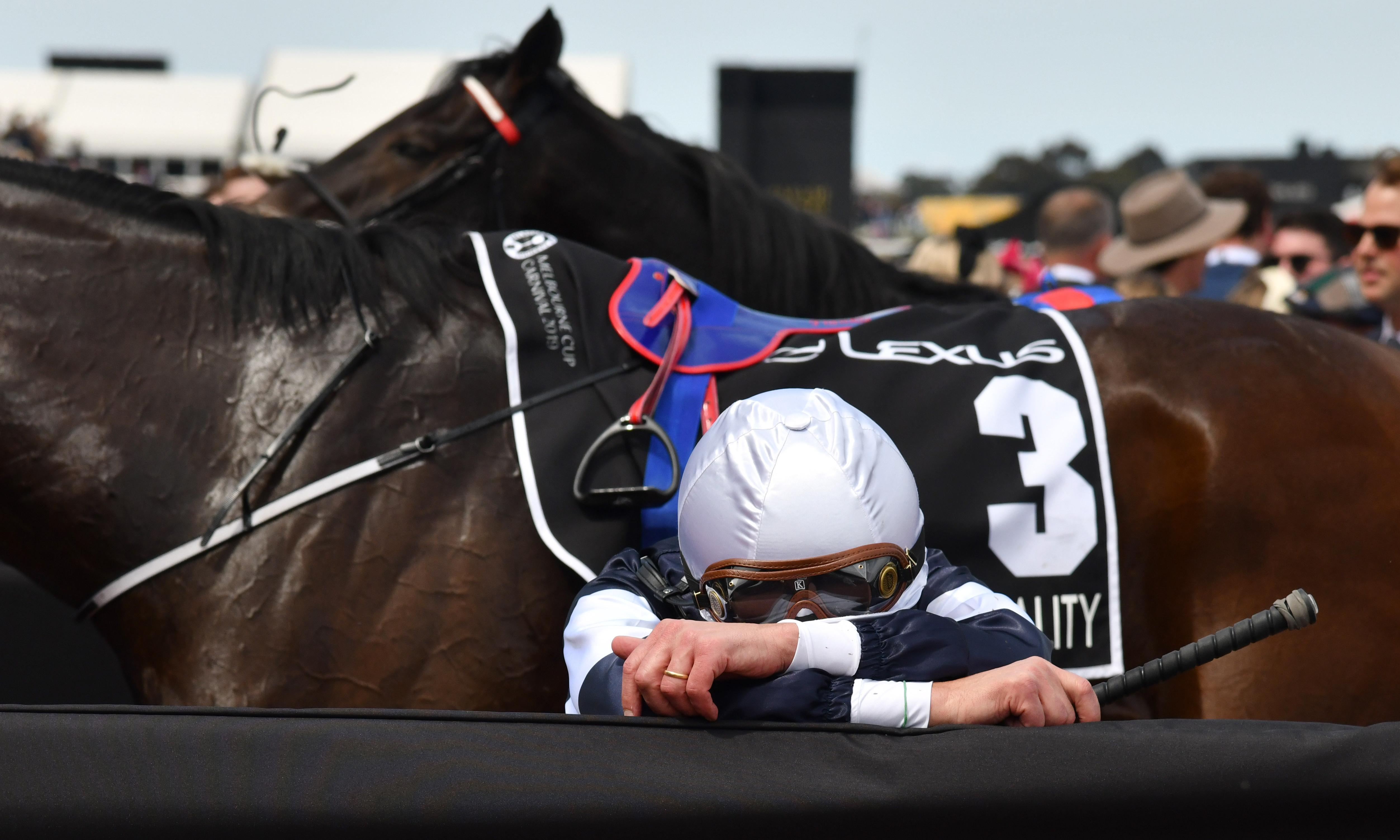Talking Horses: will Frankie Dettori ever win a Melbourne Cup?