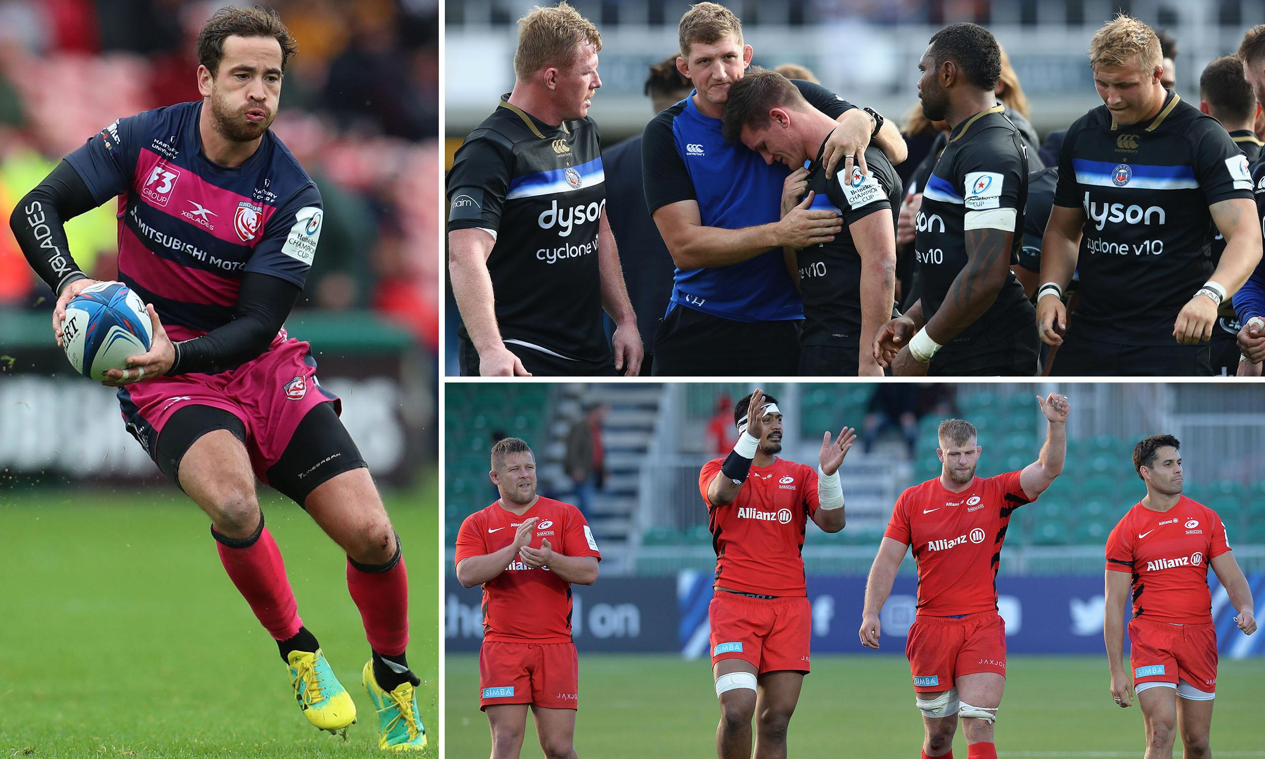 Rugby union: talking points from the European Champions Cup