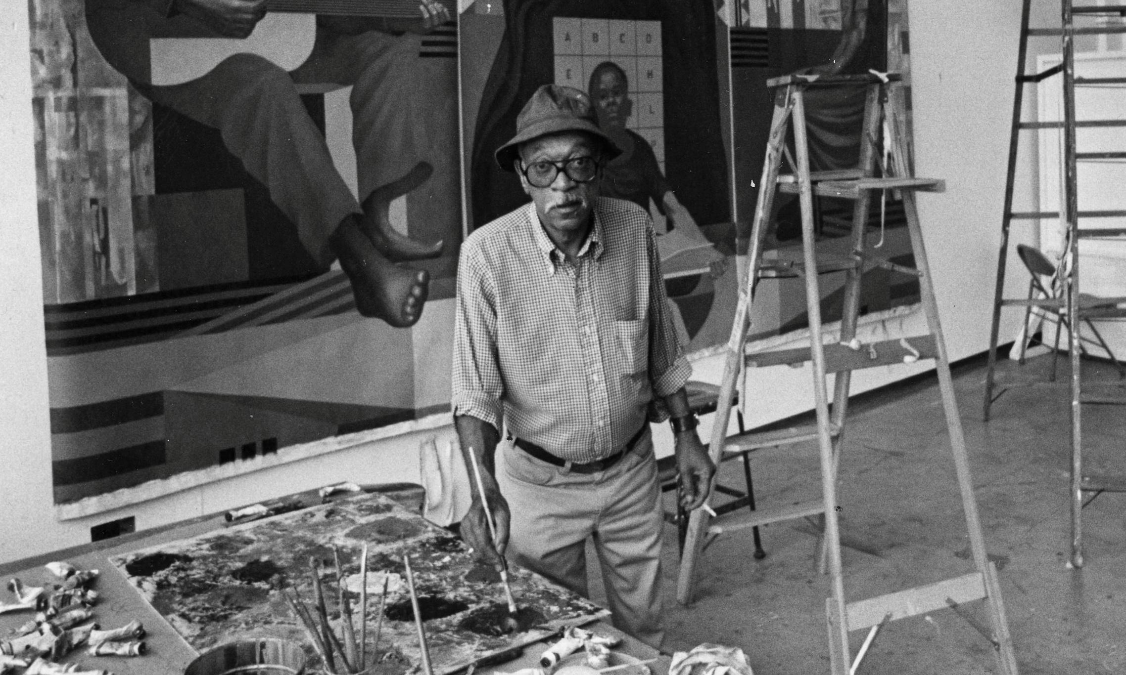 'The world looked different to him': Charles White's black America
