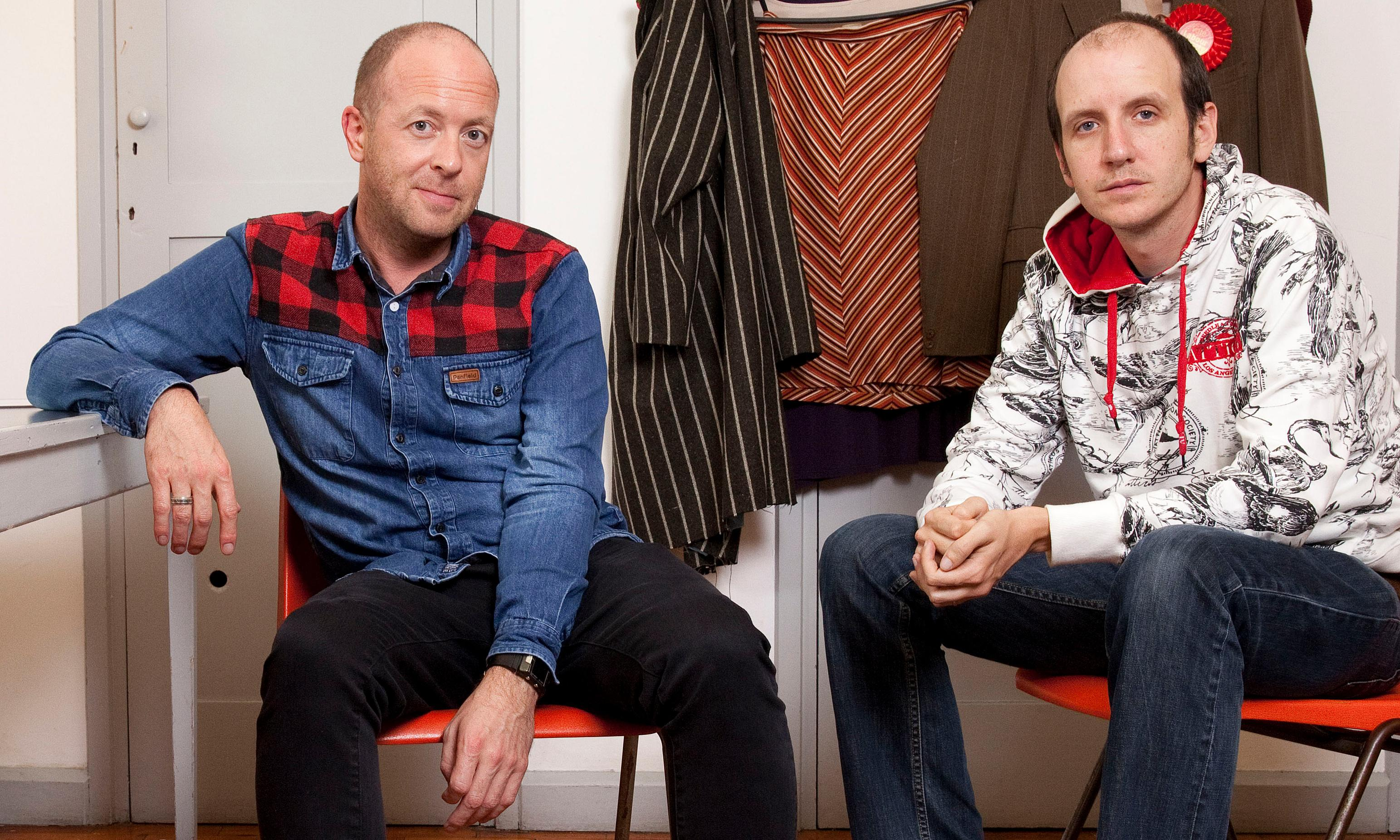 Jack Thorne and John Tiffany: 'You're the warrior, I'm the worrier!'