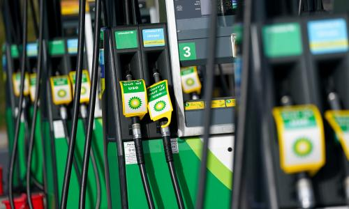 UK motorists urged to stop panic-buying fuel as shortage appears to ease
