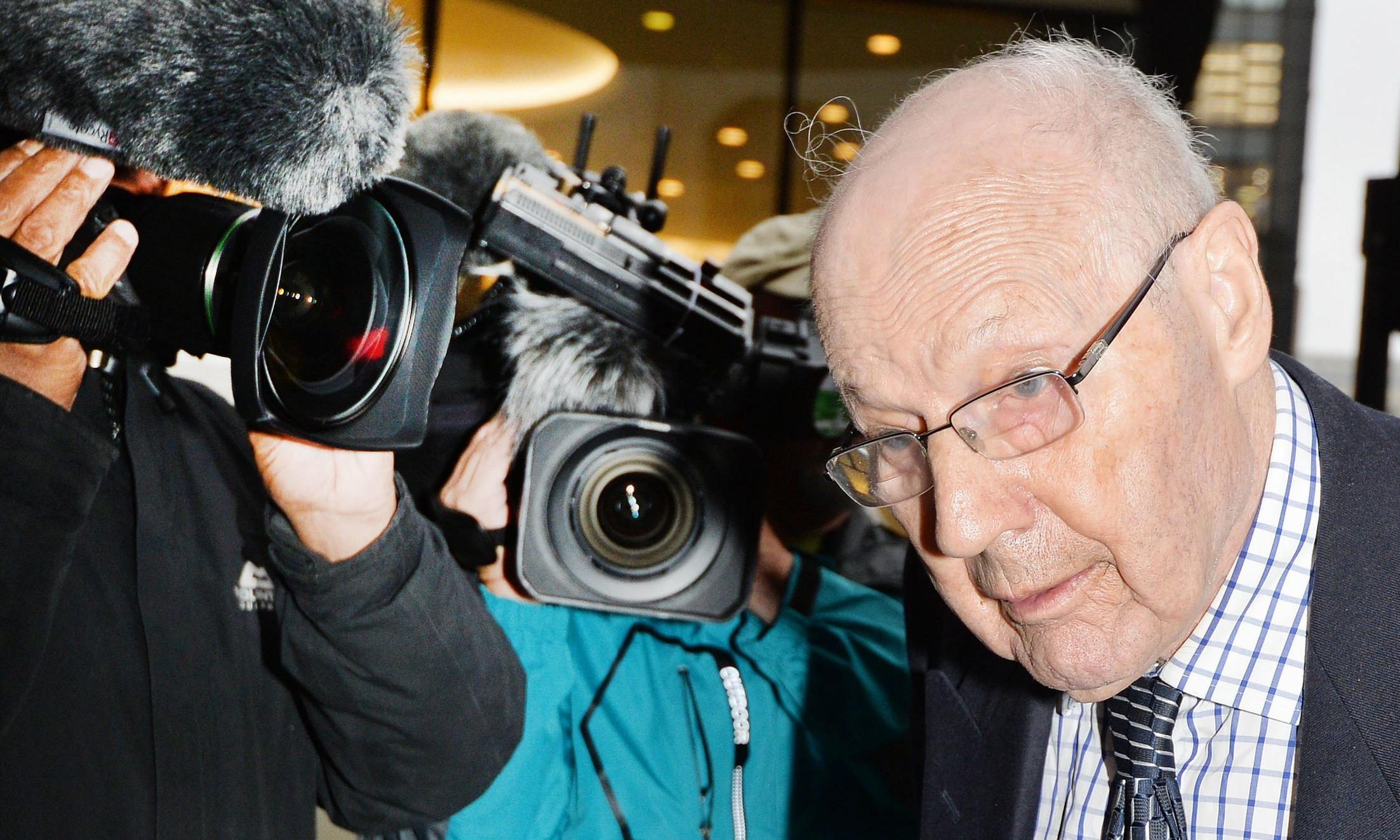 Peter Ball, former C of E bishop jailed for sexual abuse, dies at 87