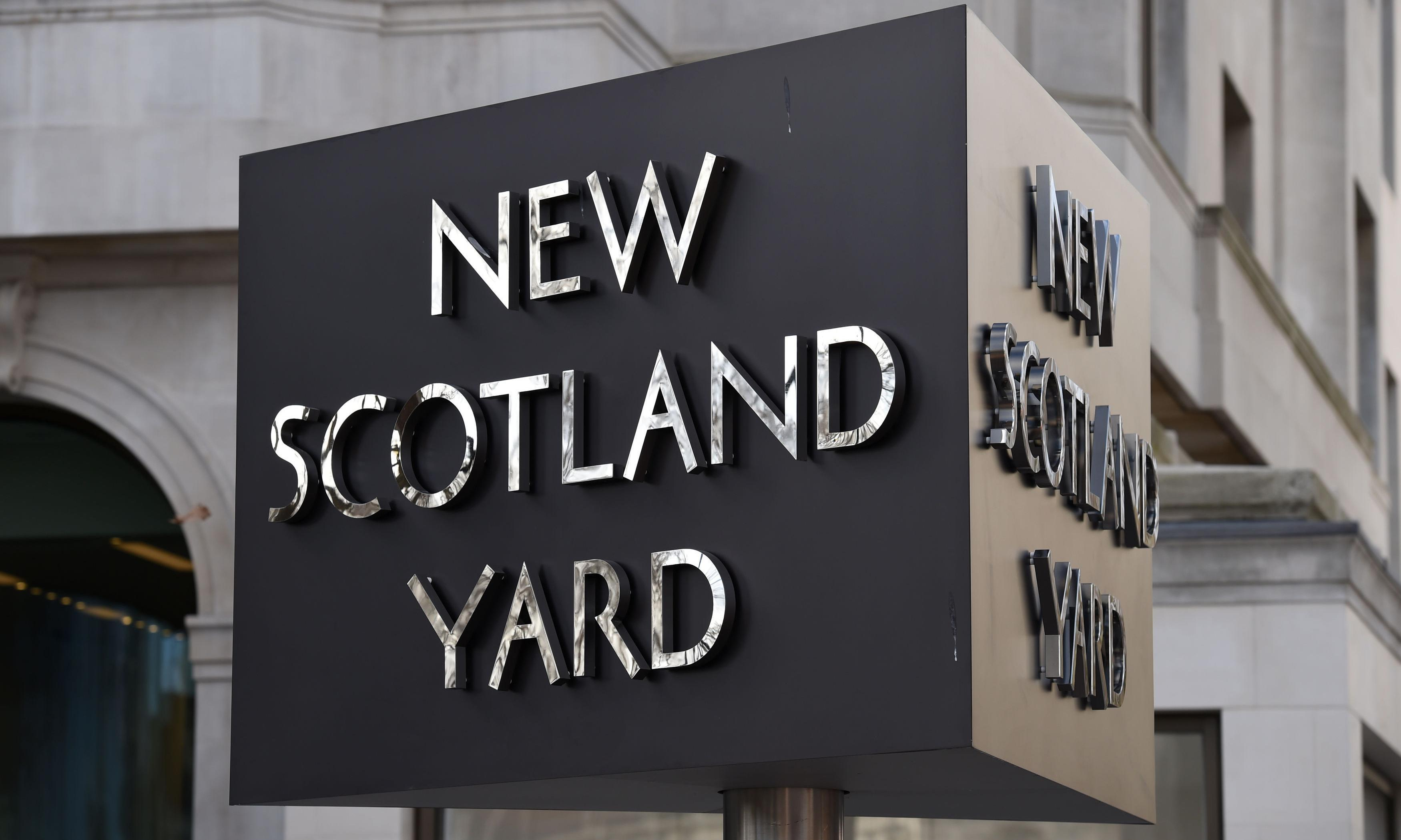 Seventeen arrested in London in human trafficking crackdown