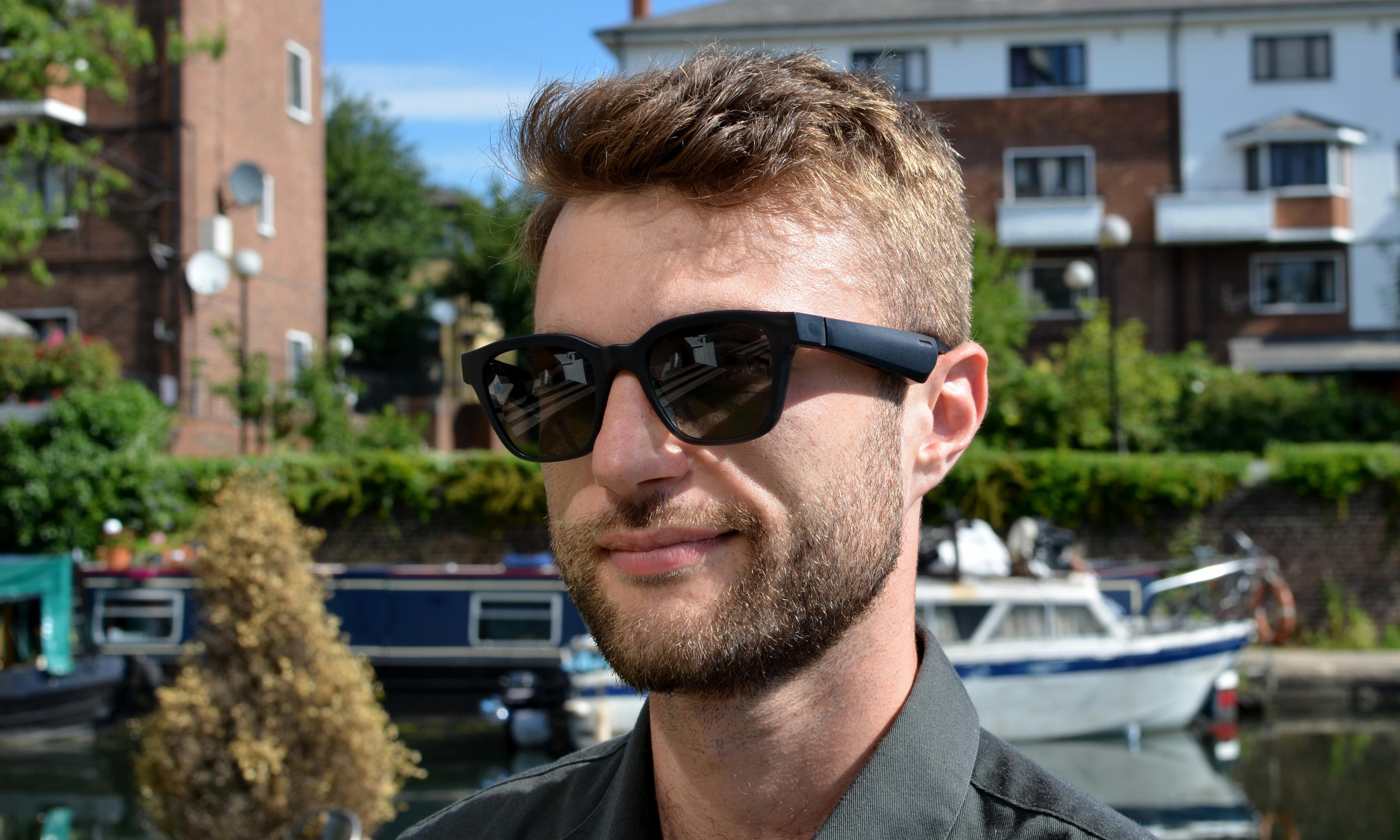 Bose Frames review: smart audio sunglasses are a blast
