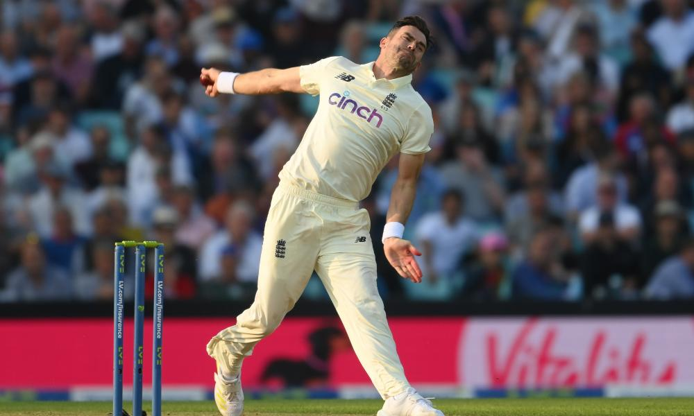 Jimmy Anderson could be rested in the final Test with one eye on the rest of the year's schedule.
