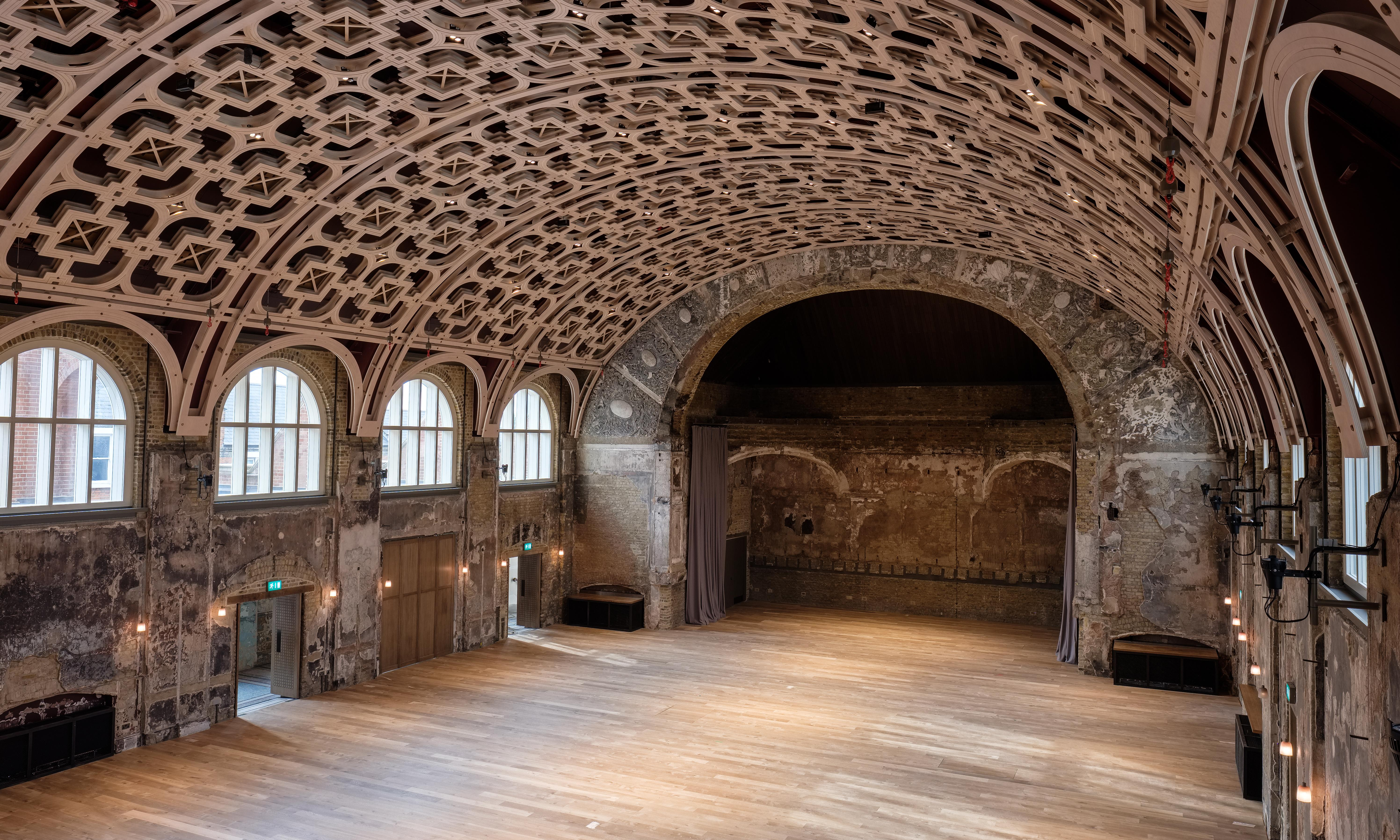 'Like something from Pompeii' – Battersea Arts Centre's scorching resurrection
