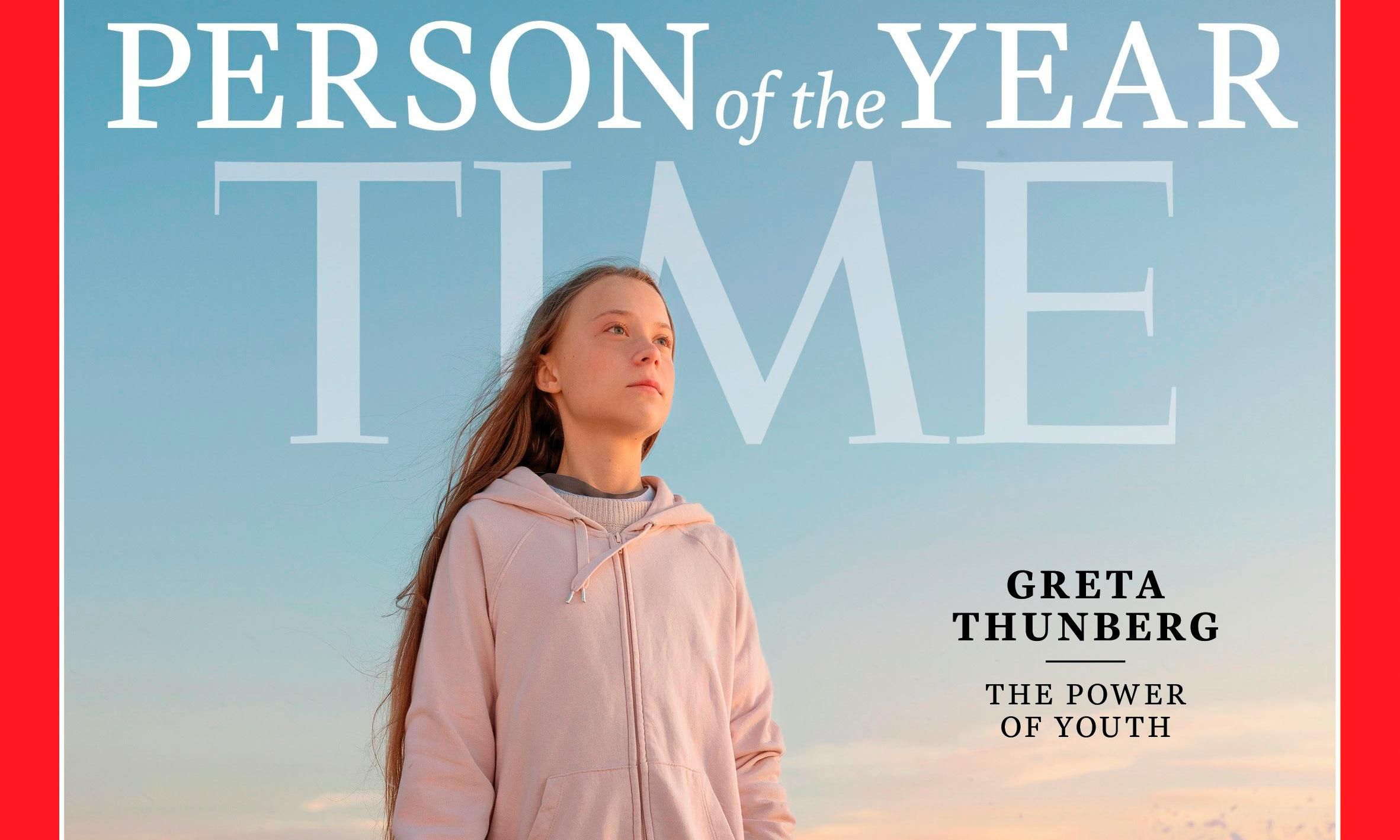 Greta Thunberg: emotional incontinents like Trump can't cope with her controlled anger