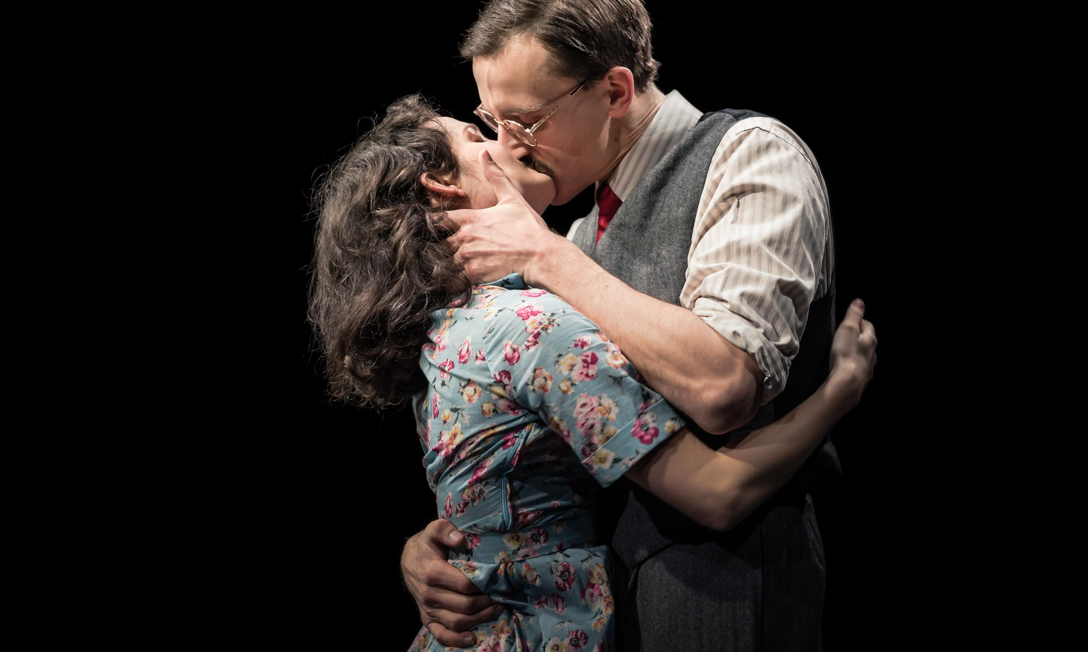 The Rubenstein Kiss review – passion and paranoia as spy drama implodes