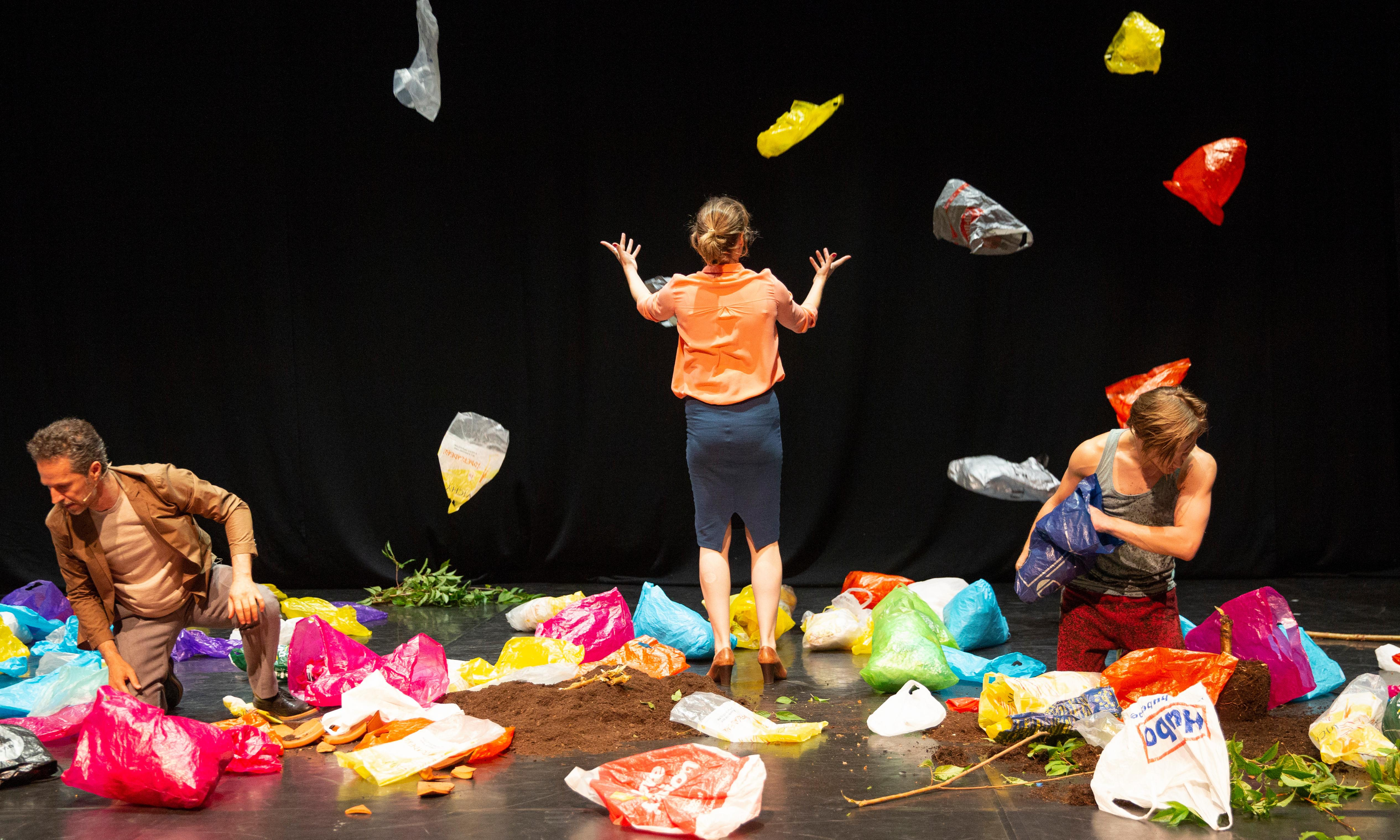 Are We Not Drawn Onward to New ErA review – palindromic drama of dazzling proportions