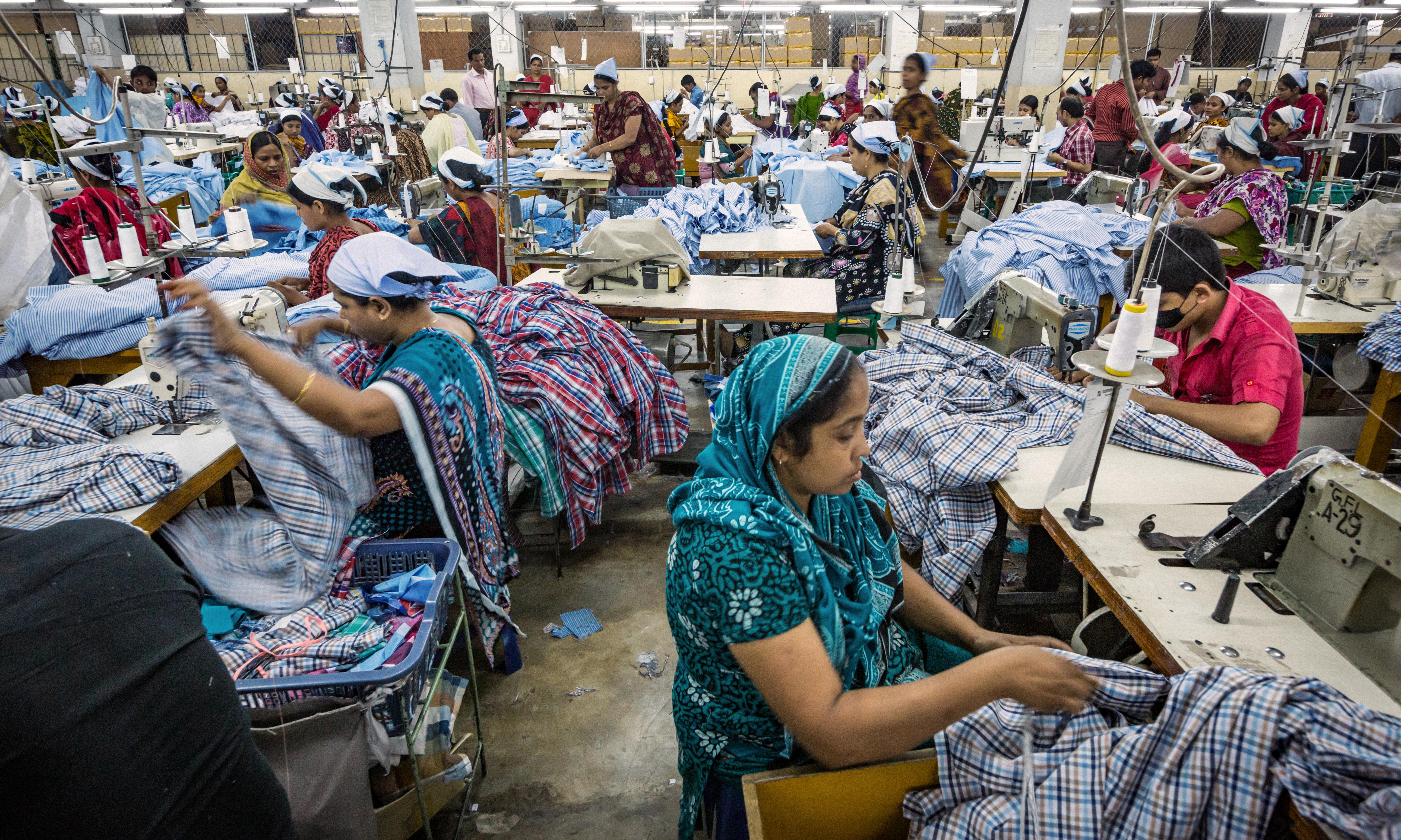 Low pay in the garment industry still a reality despite pledges – study