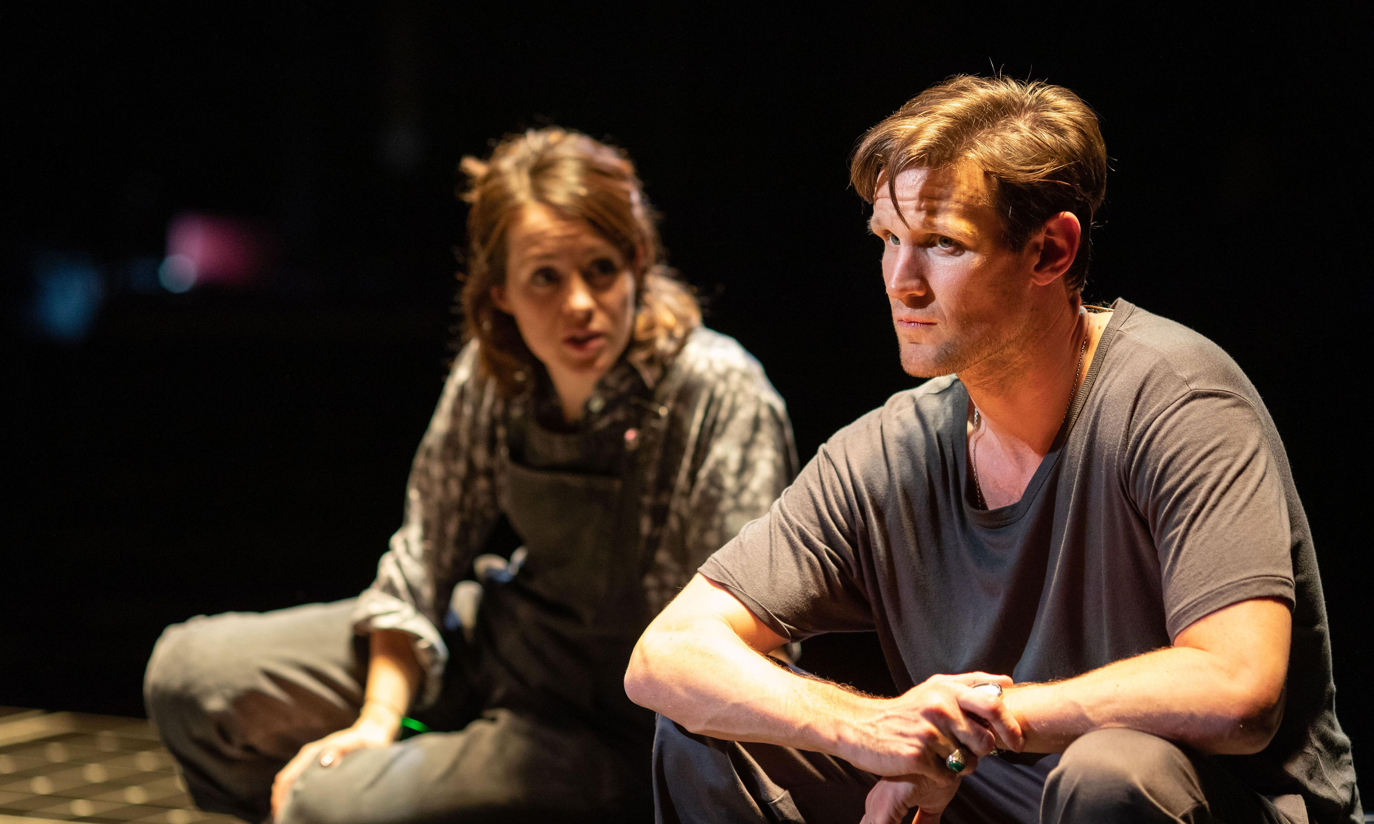 Lungs review – Claire Foy and Matt Smith shine in climate crisis drama