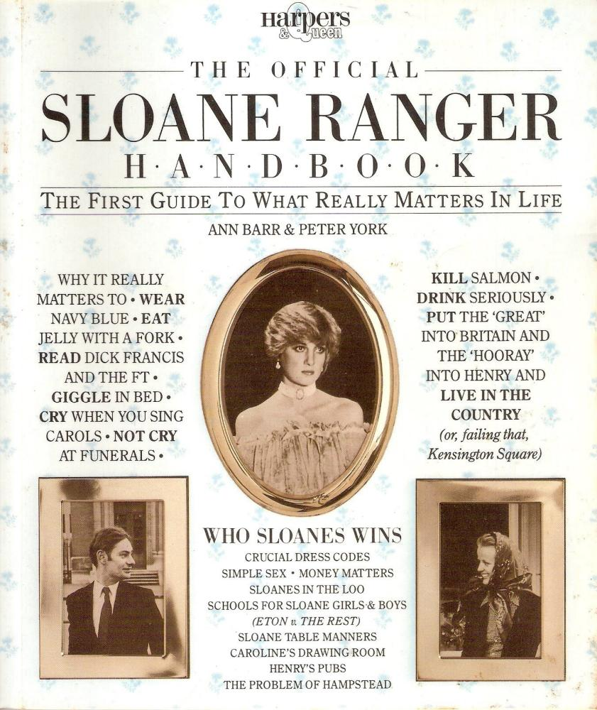 the official ranger handbook by peter york and ann barr