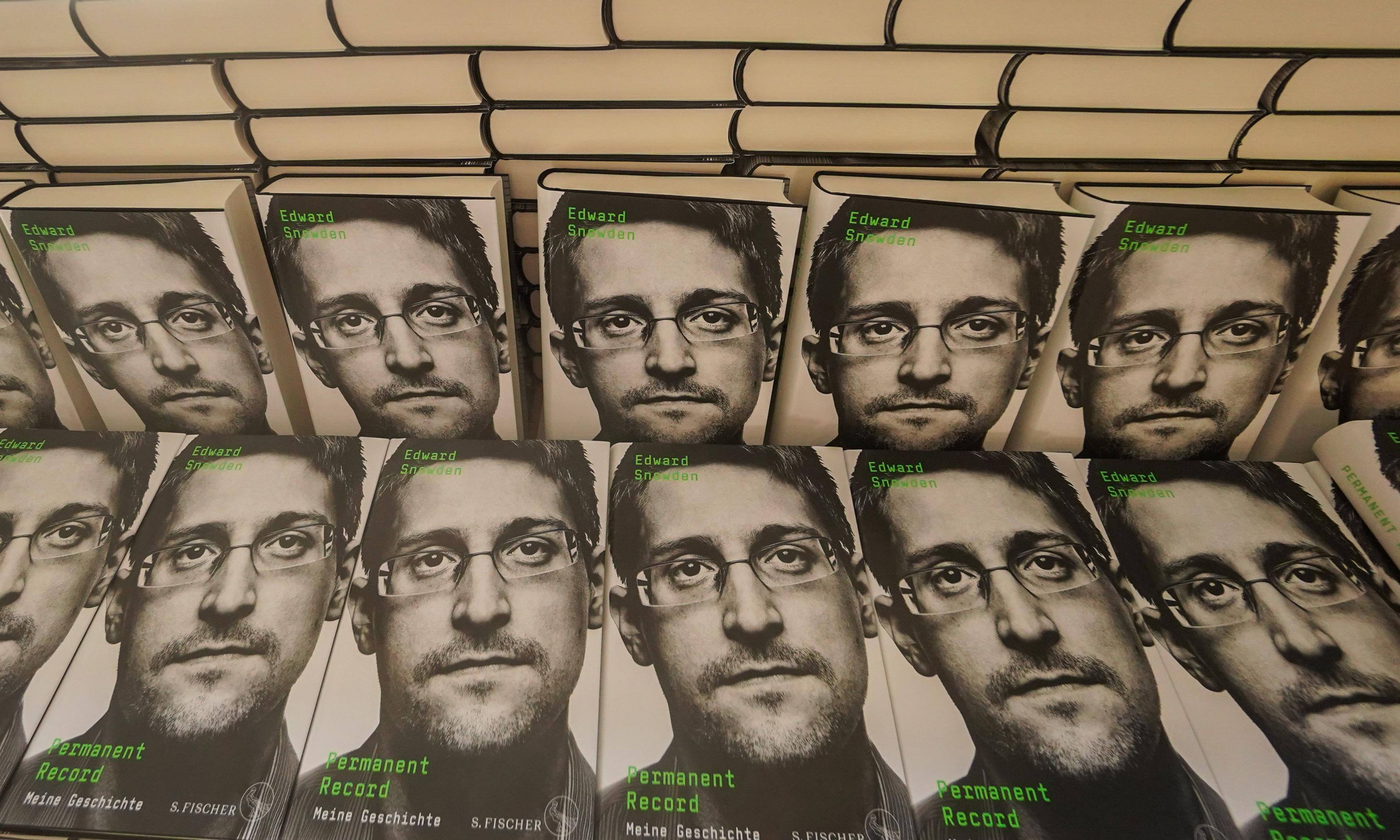 Permanent Record review: Edward Snowden writes in 50 shades of grey