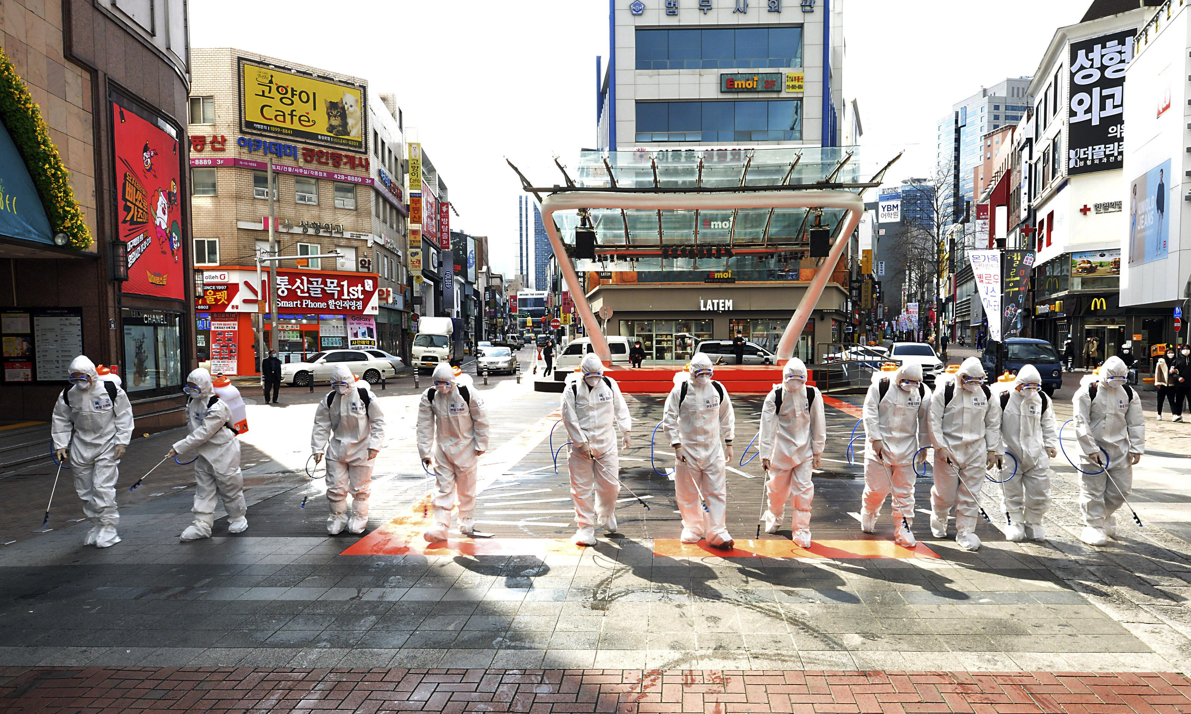 'We're treated like criminals': South Korean sect feels coronavirus backlash