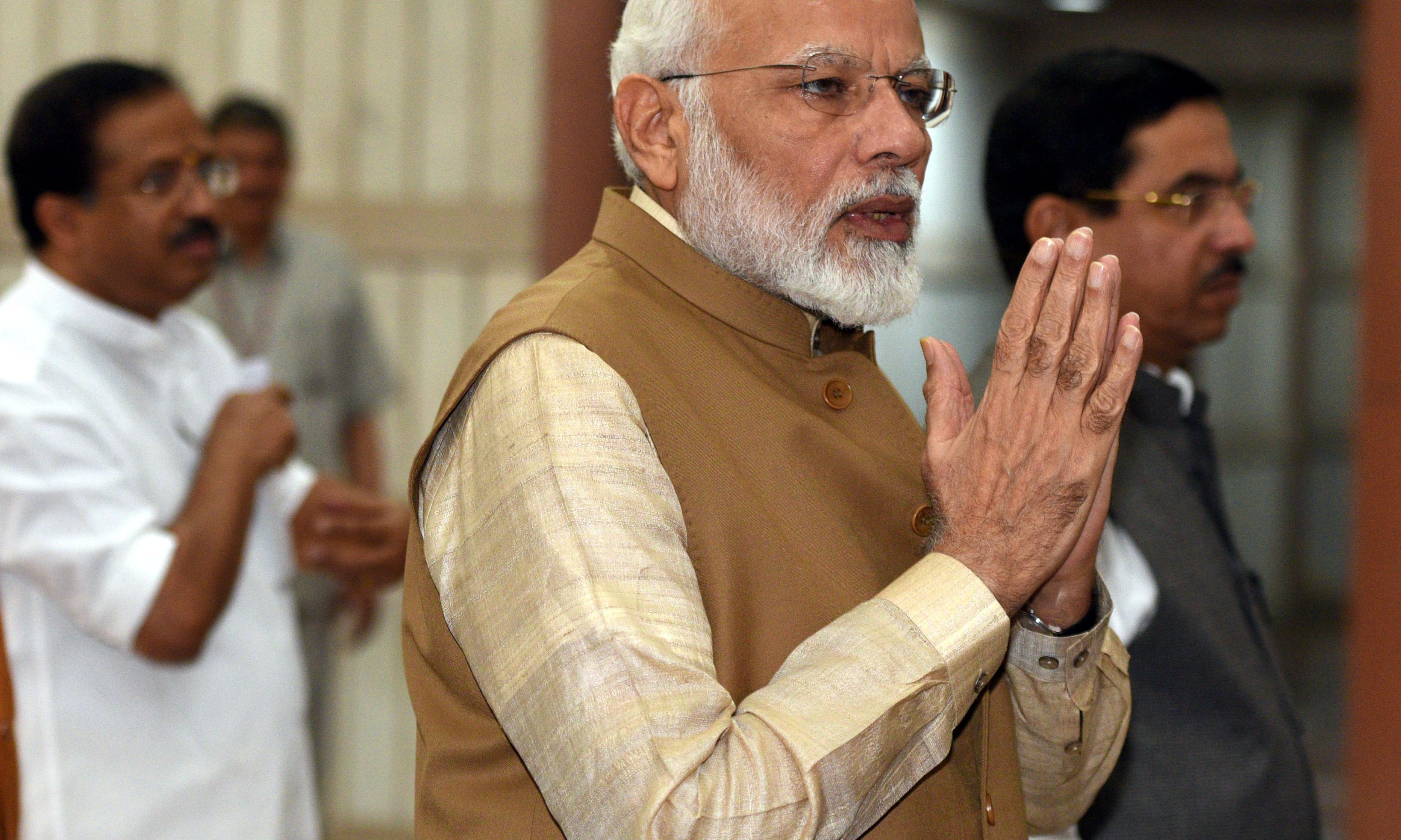Why Modi's Kashmir coup threatens India's democracy