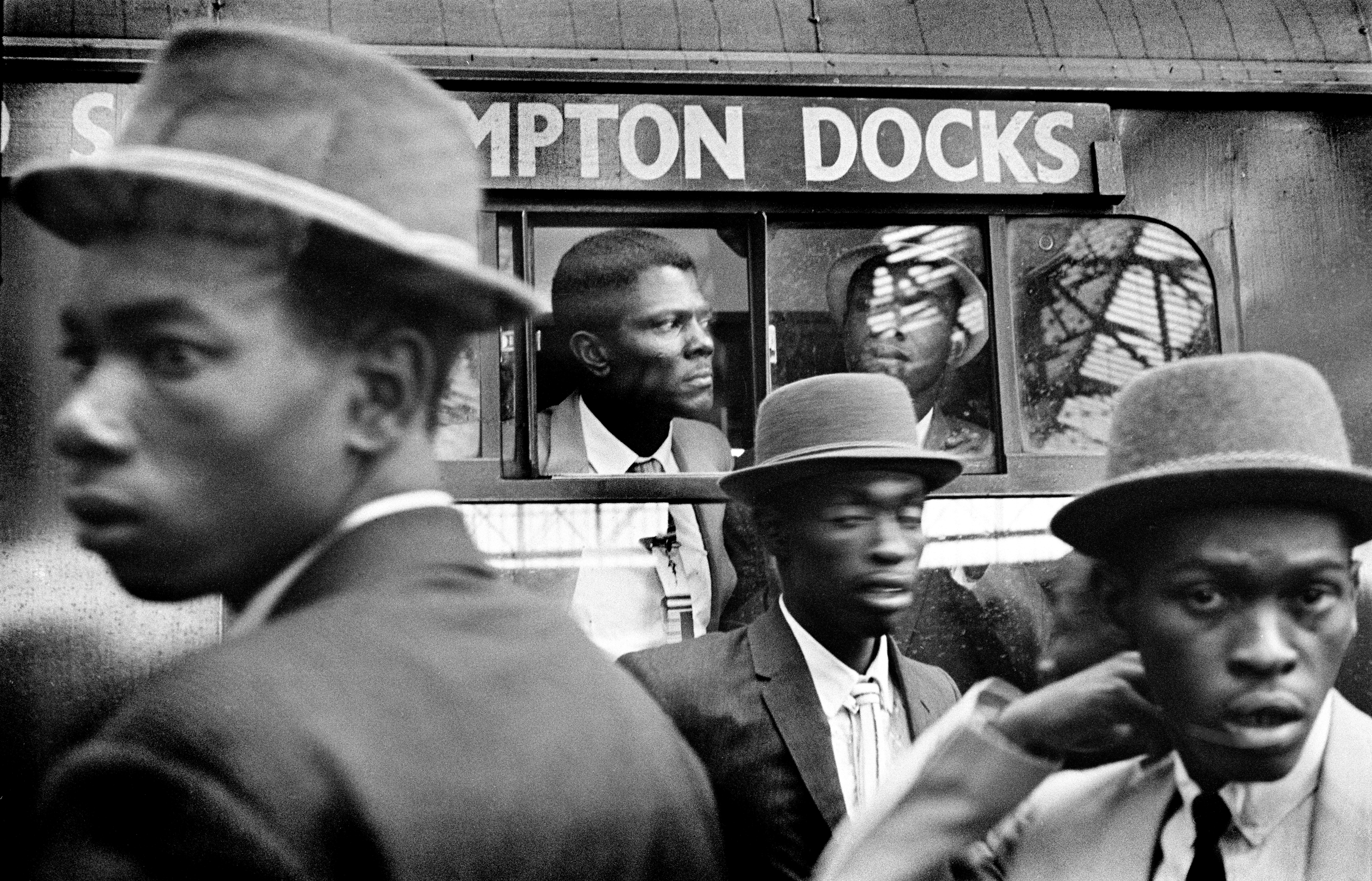 The motherland: lost images of the Windrush generation
