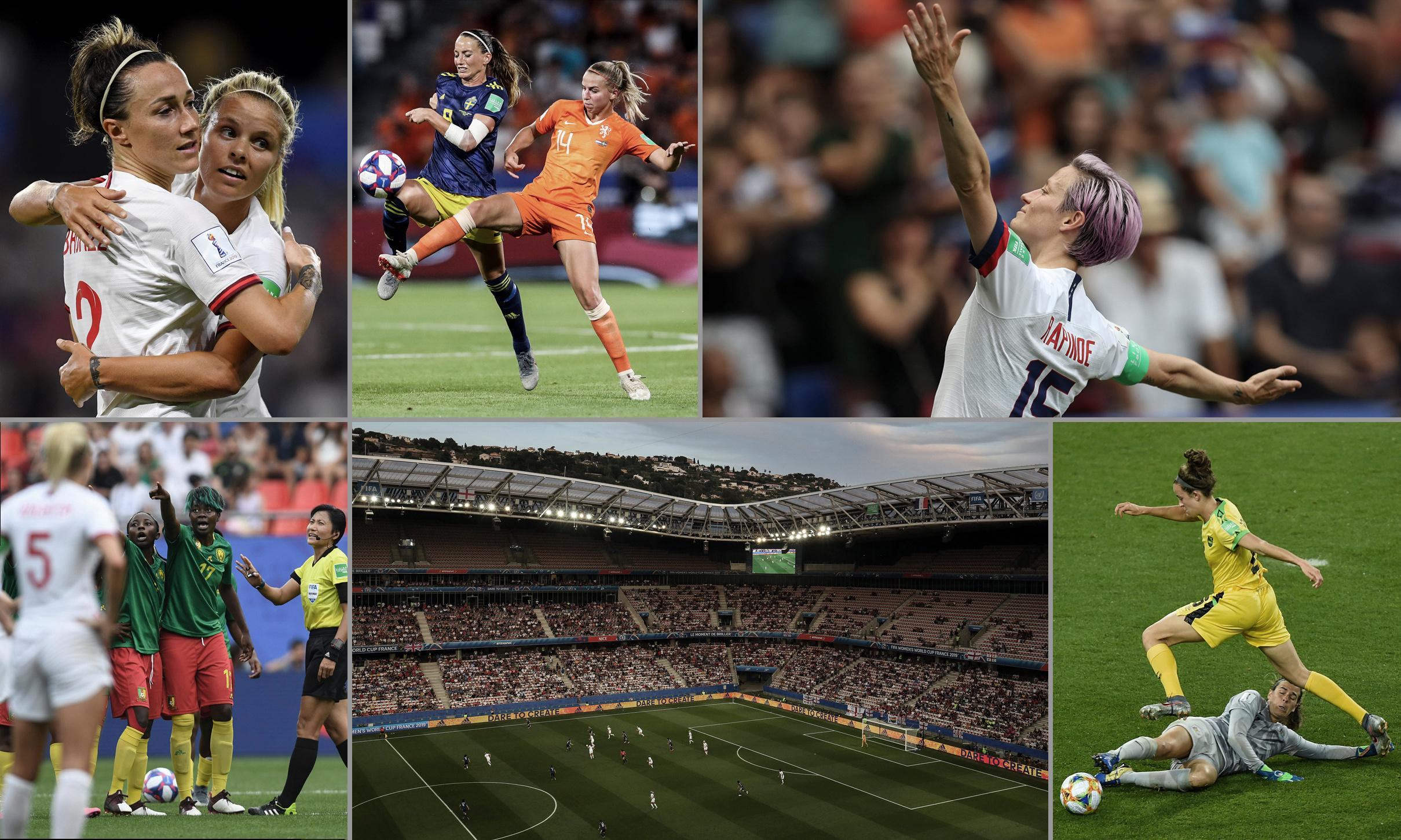 Women's World Cup 2019: Guardian writers pick their highs and lows