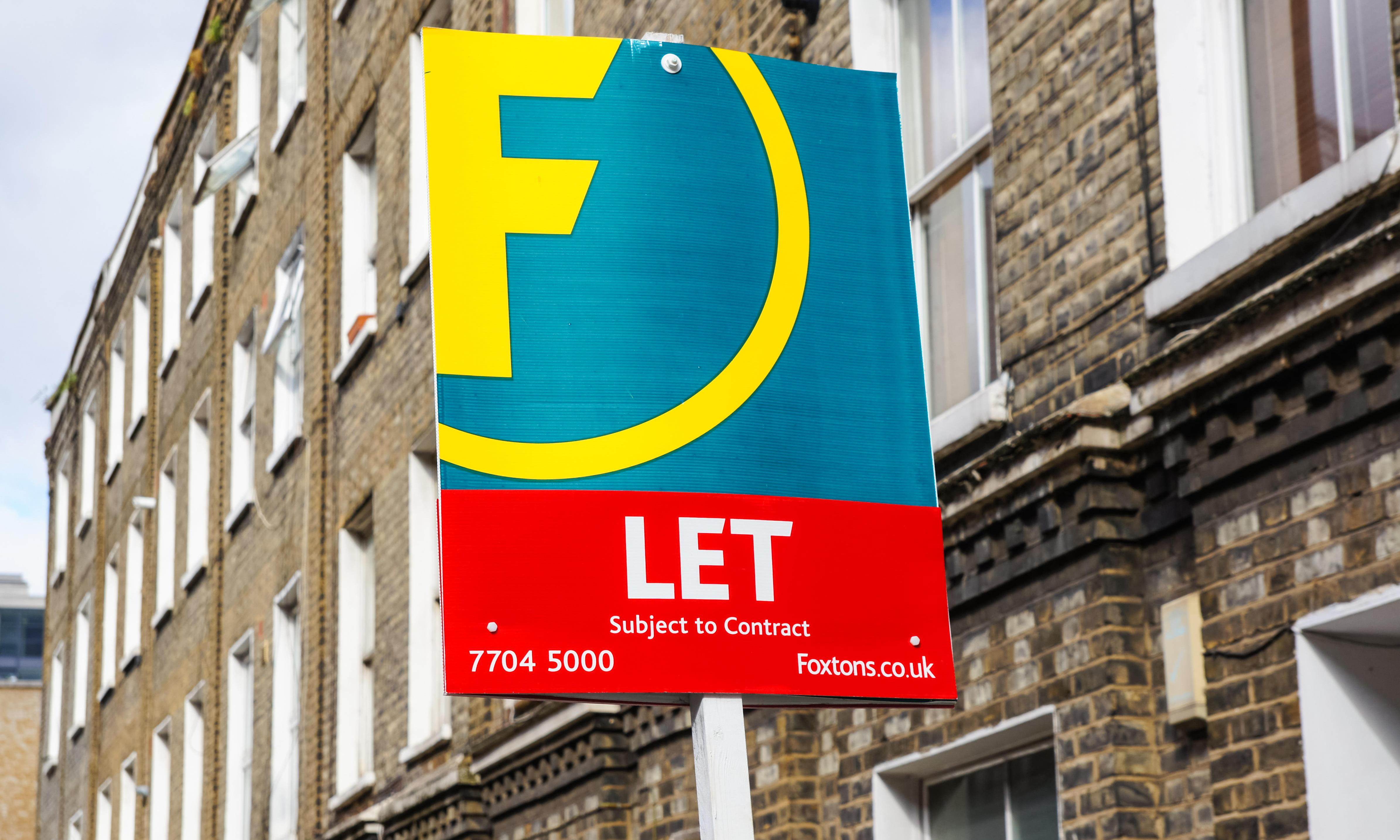 Taxes on buy-to-let landlords have not pushed up rents, study says