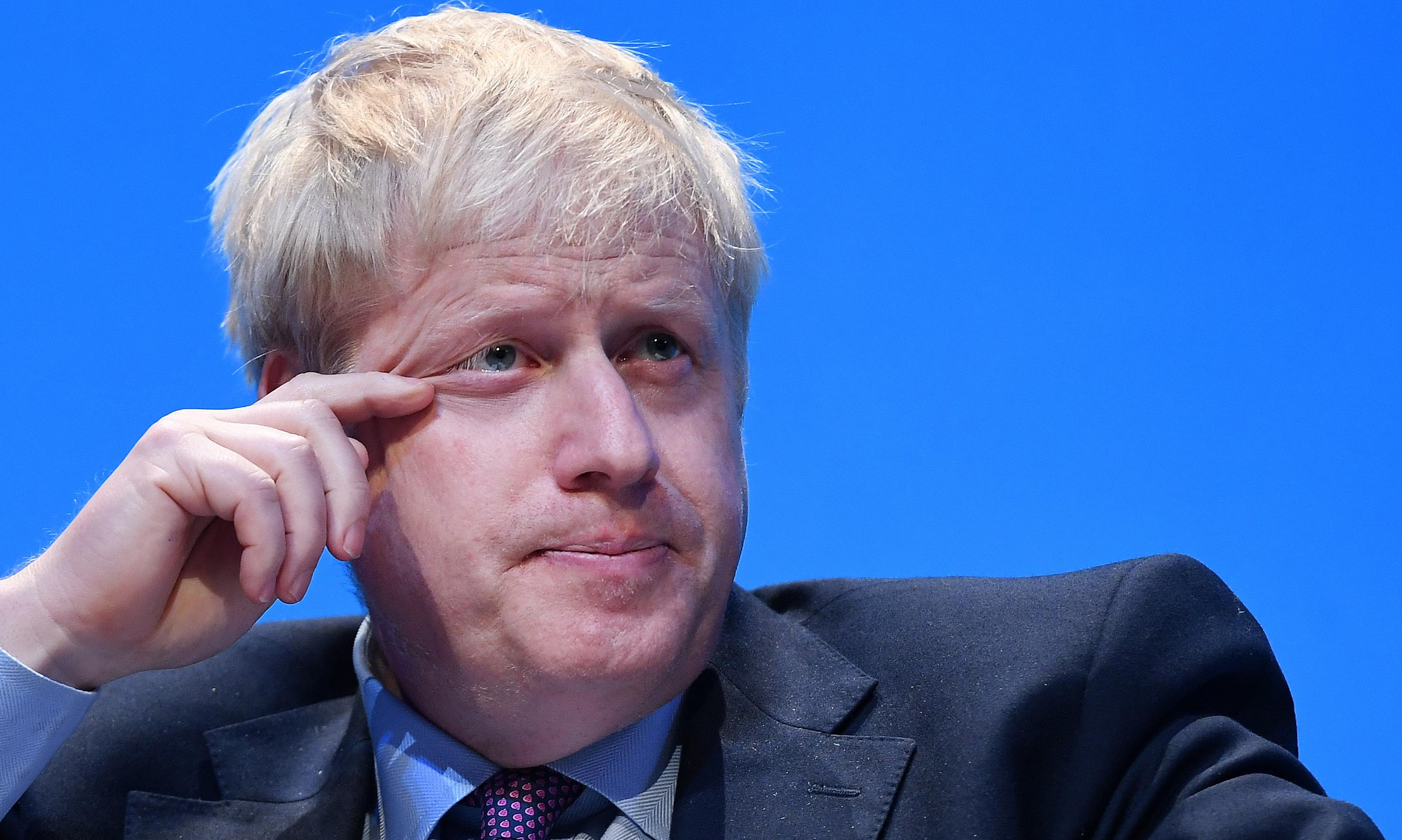 The Guardian view on Boris Johnson: a question of character